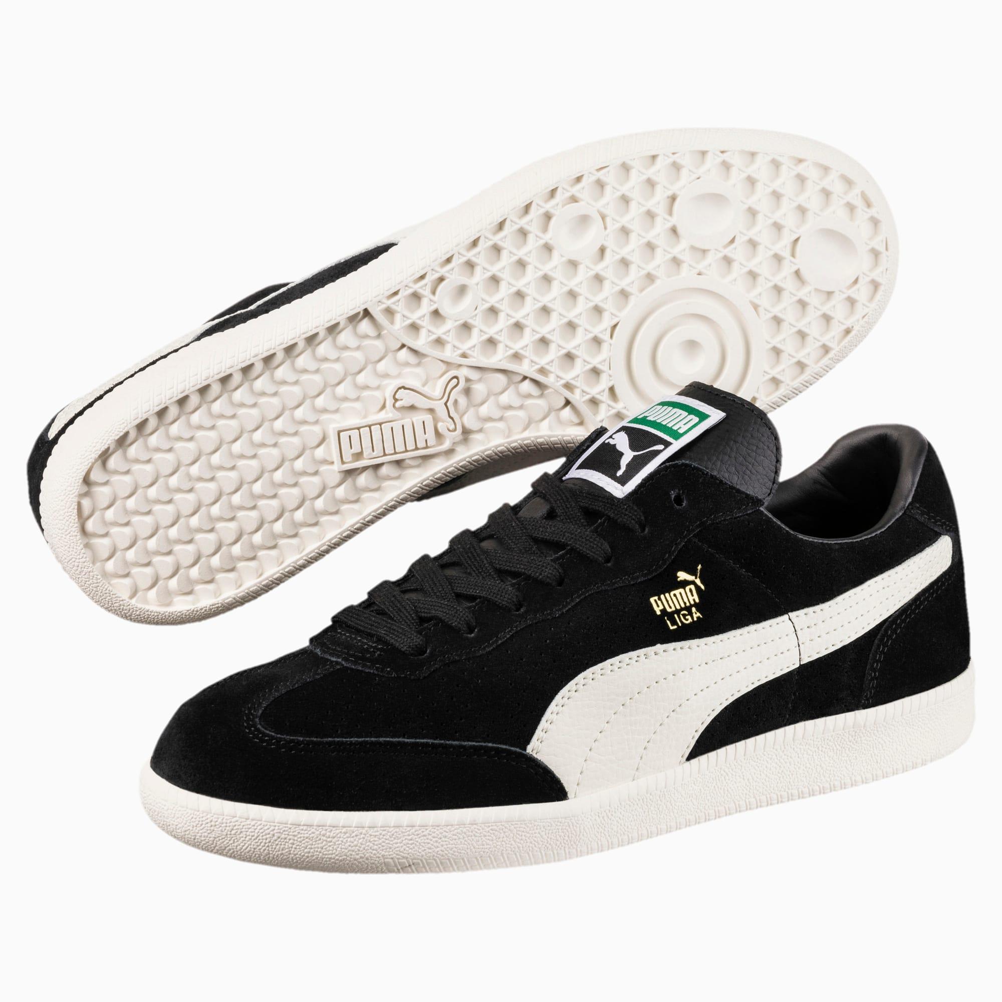 scarpe puma liga suede perf