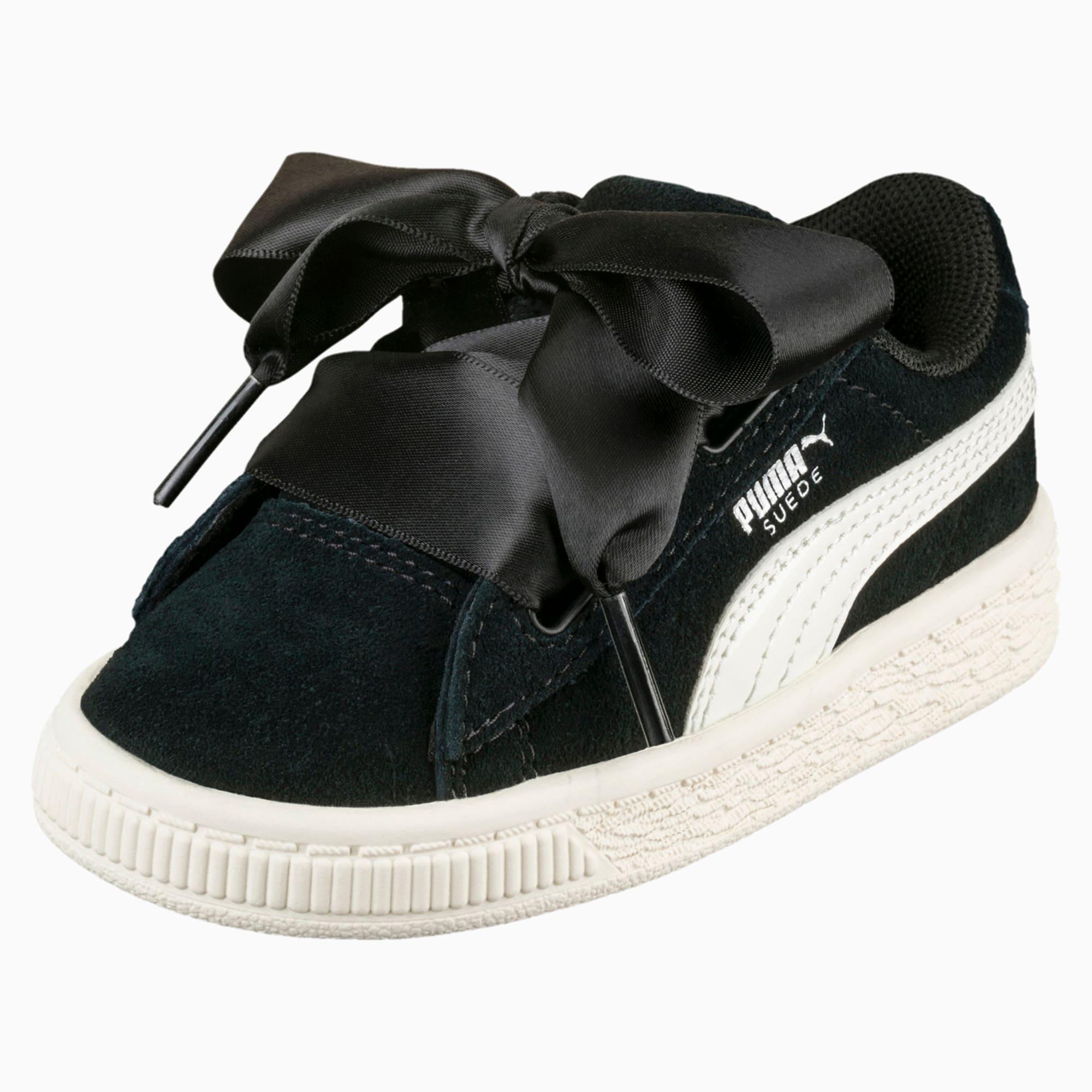 chaussure puma enfant fille heart