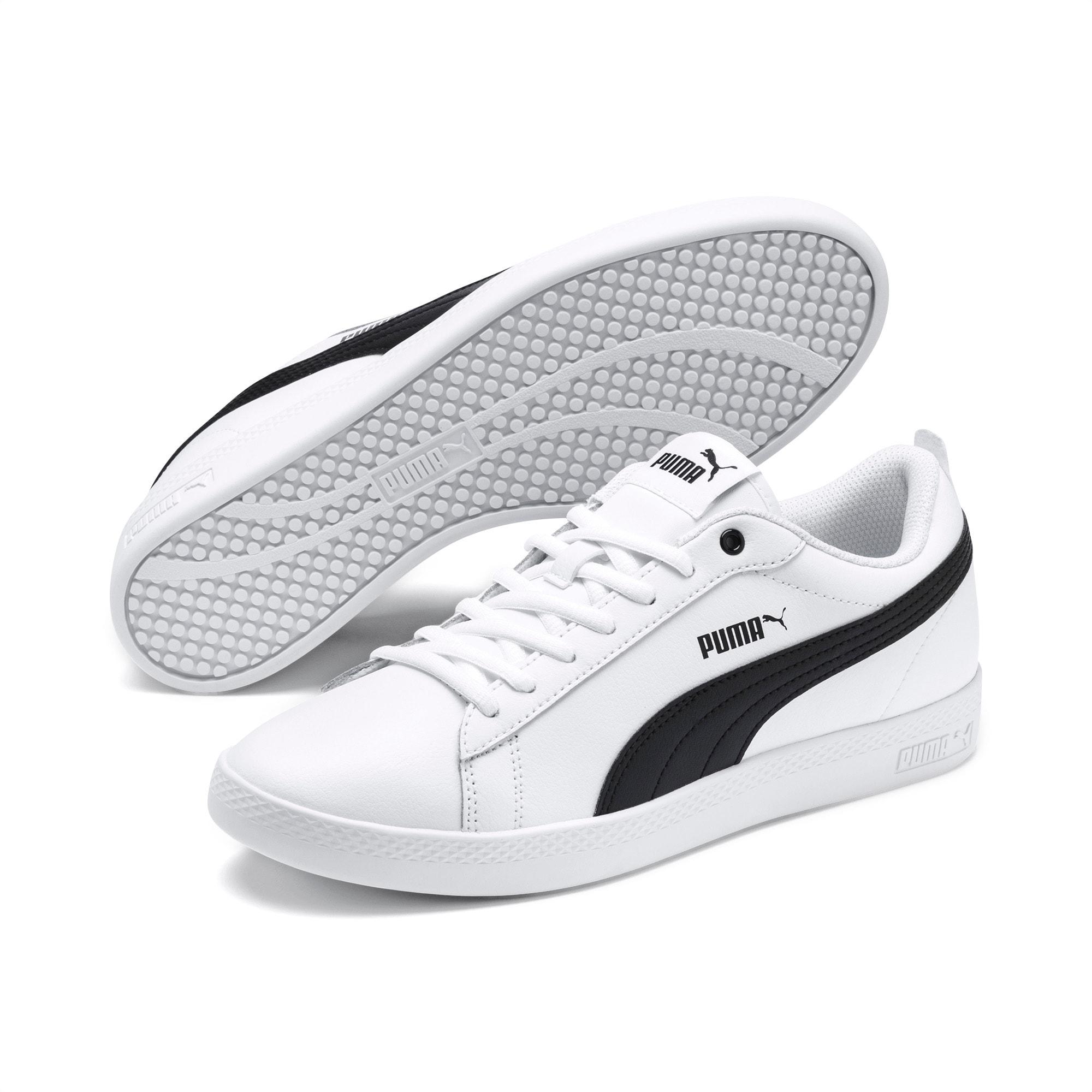 Damskie buty sportowe ze skóry Smash v2