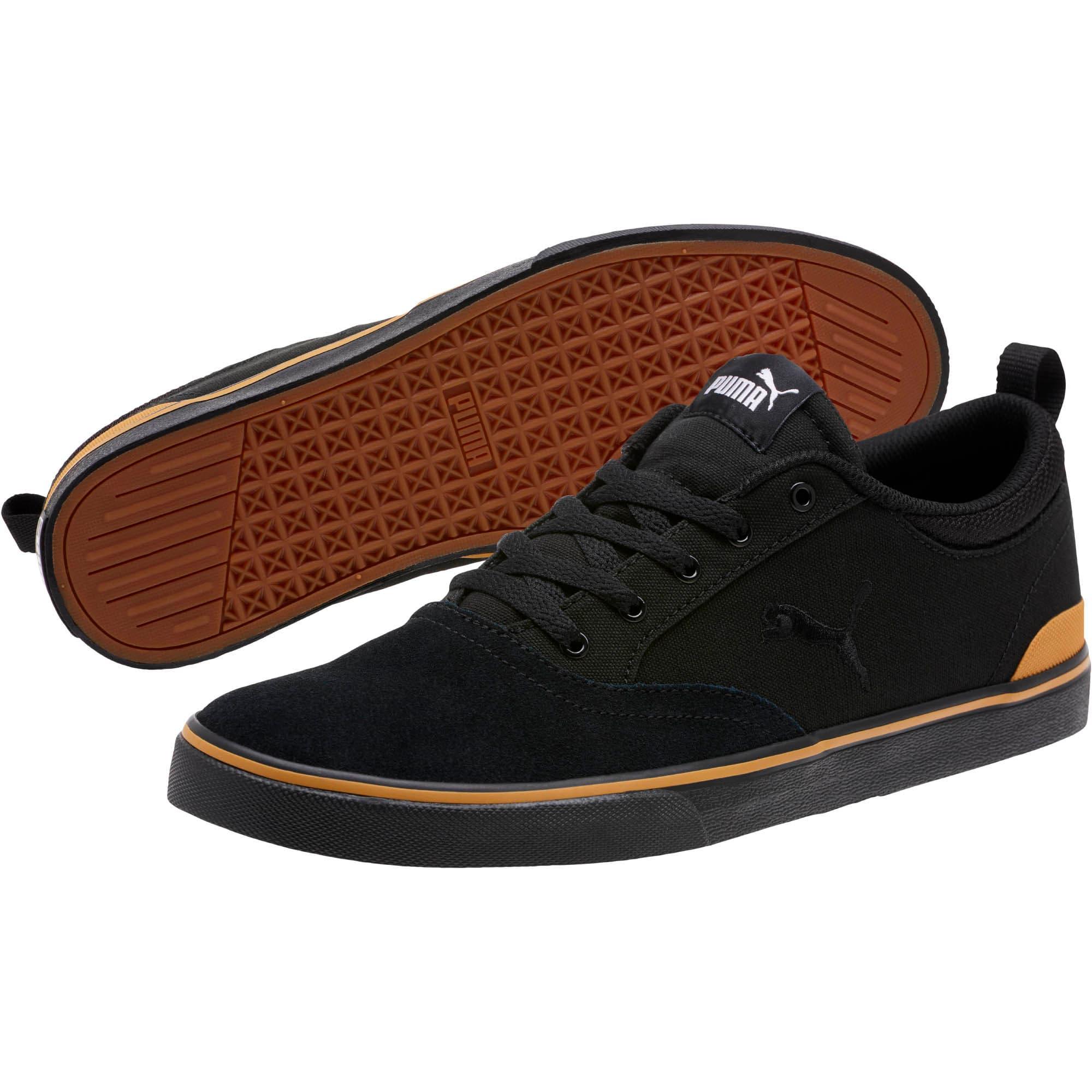 Thumbnail 2 of Puma Bridger Cat Men's Sneakers, Puma Black-Asphalt, medium