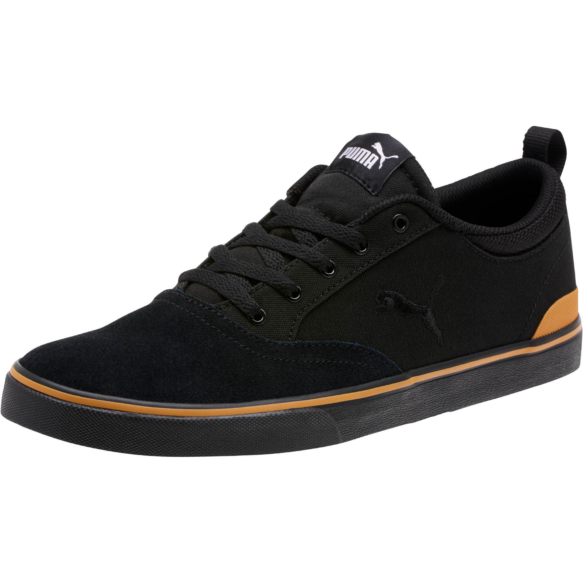 Thumbnail 1 of Puma Bridger Cat Men's Sneakers, Puma Black-Asphalt, medium