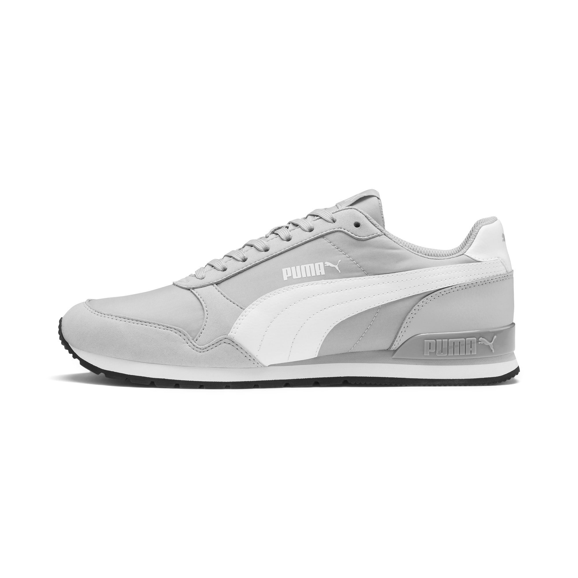 Thumbnail 1 of ST Runner v2 Sneakers, High Rise-Puma White, medium