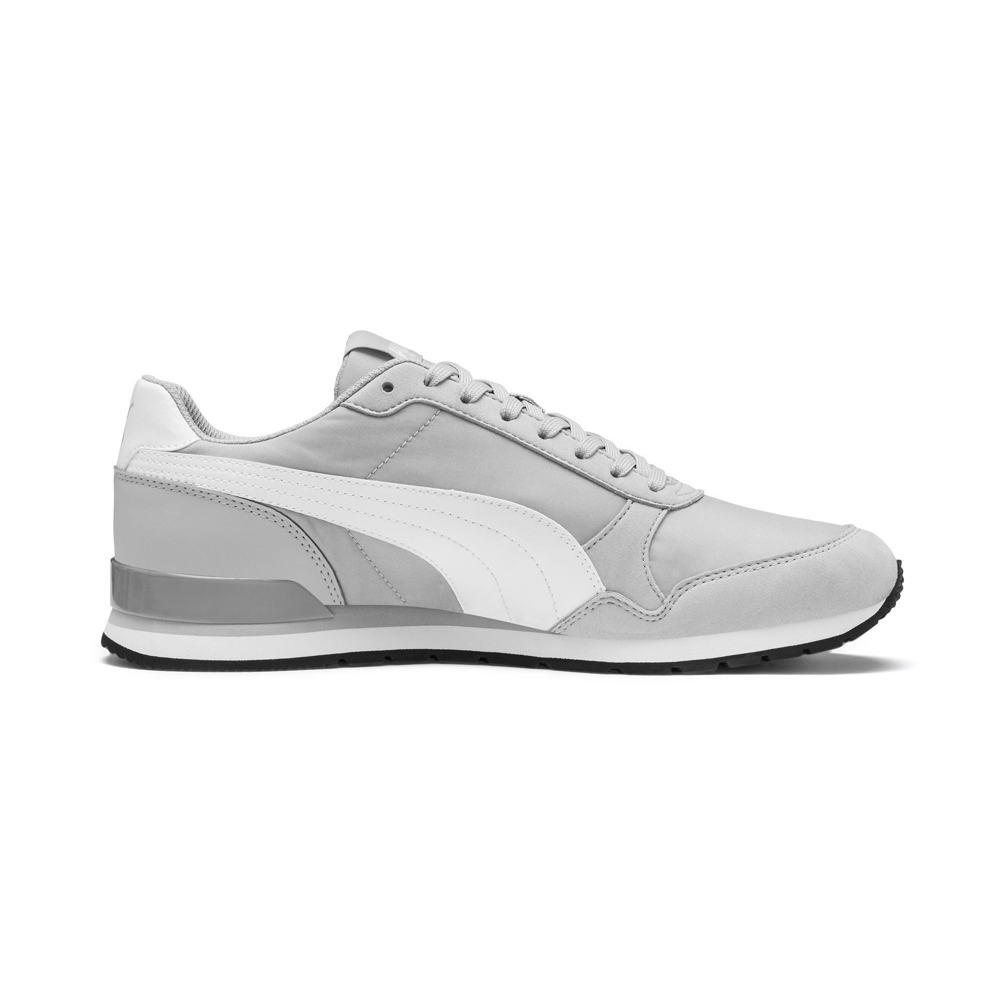 Thumbnail 6 of ST Runner v2 Sneakers, High Rise-Puma White, medium