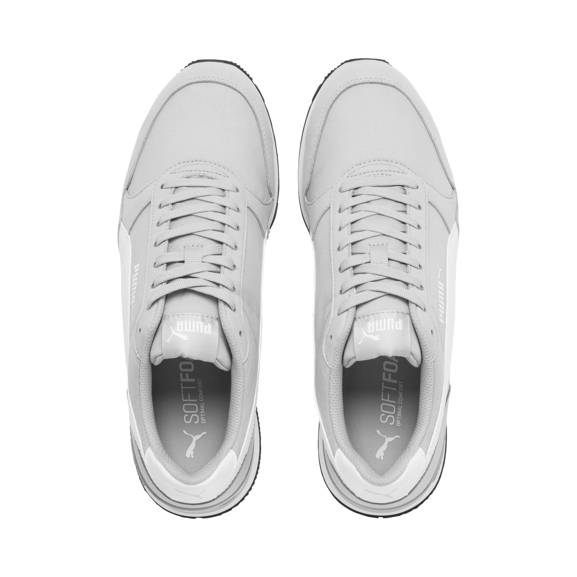 Thumbnail 7 of ST Runner v2 Sneakers, High Rise-Puma White, medium
