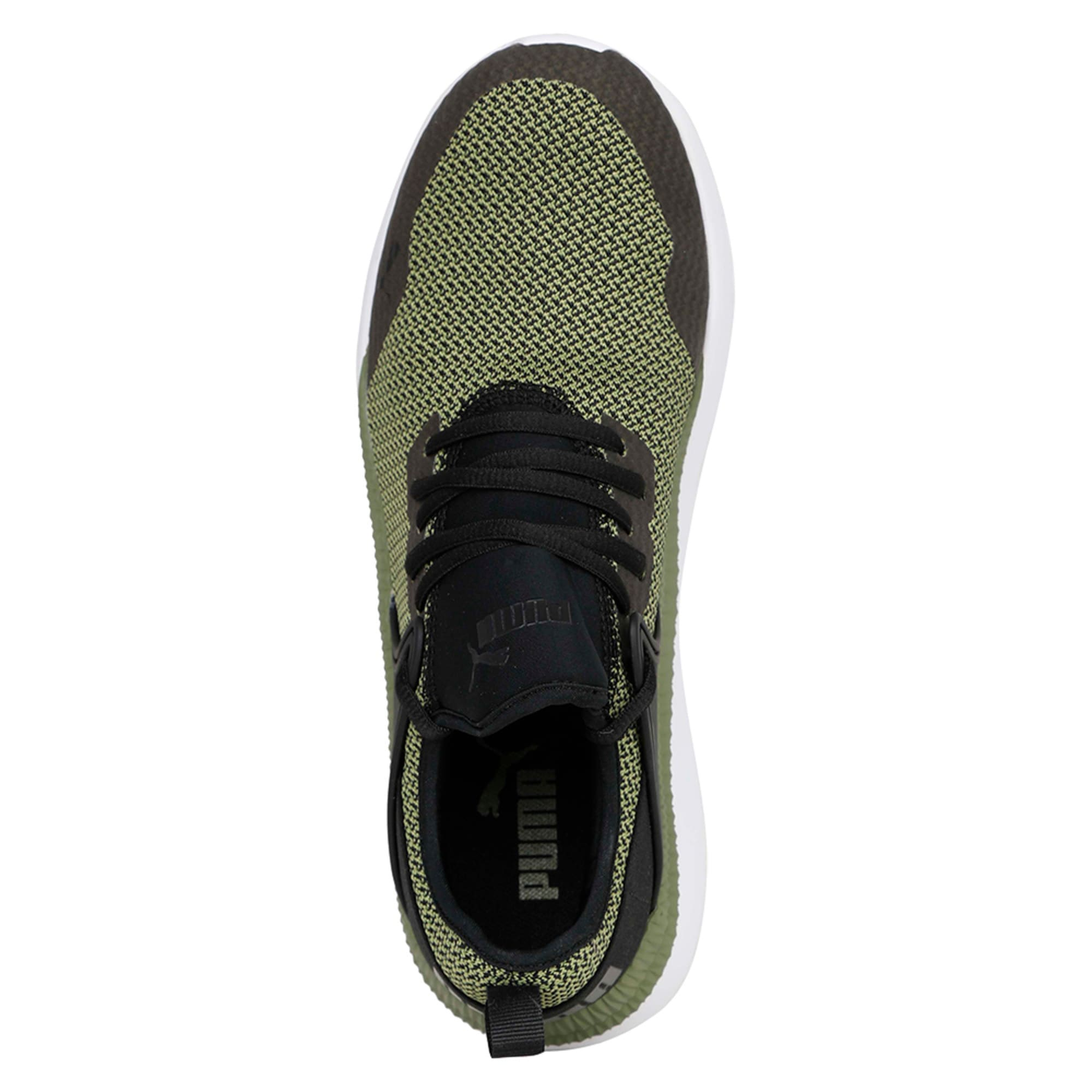 Thumbnail 3 of Pacer Next Cage GK Trainers, Puma Black-Capulet Olive, medium-IND