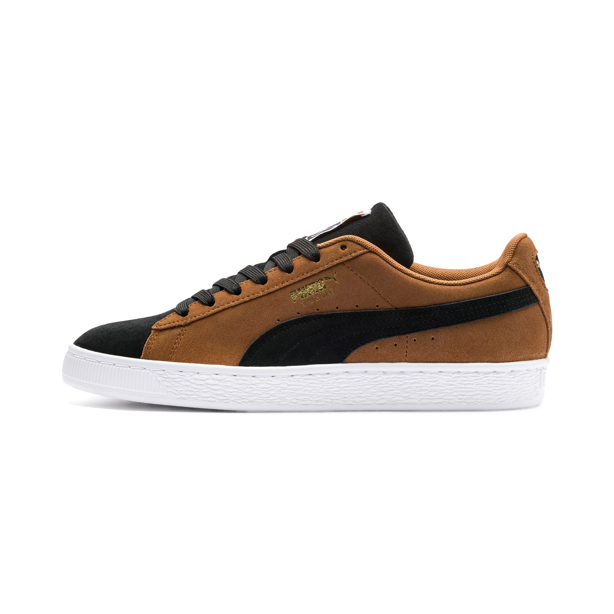 Thumbnail 1 of Suede Classic Sneakers, Dachsund-Puma Black-P Wht, medium