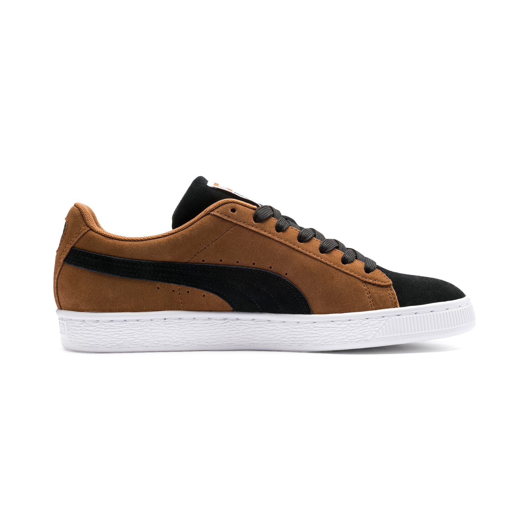 Thumbnail 6 of Suede Classic Sneakers, Dachsund-Puma Black-P Wht, medium