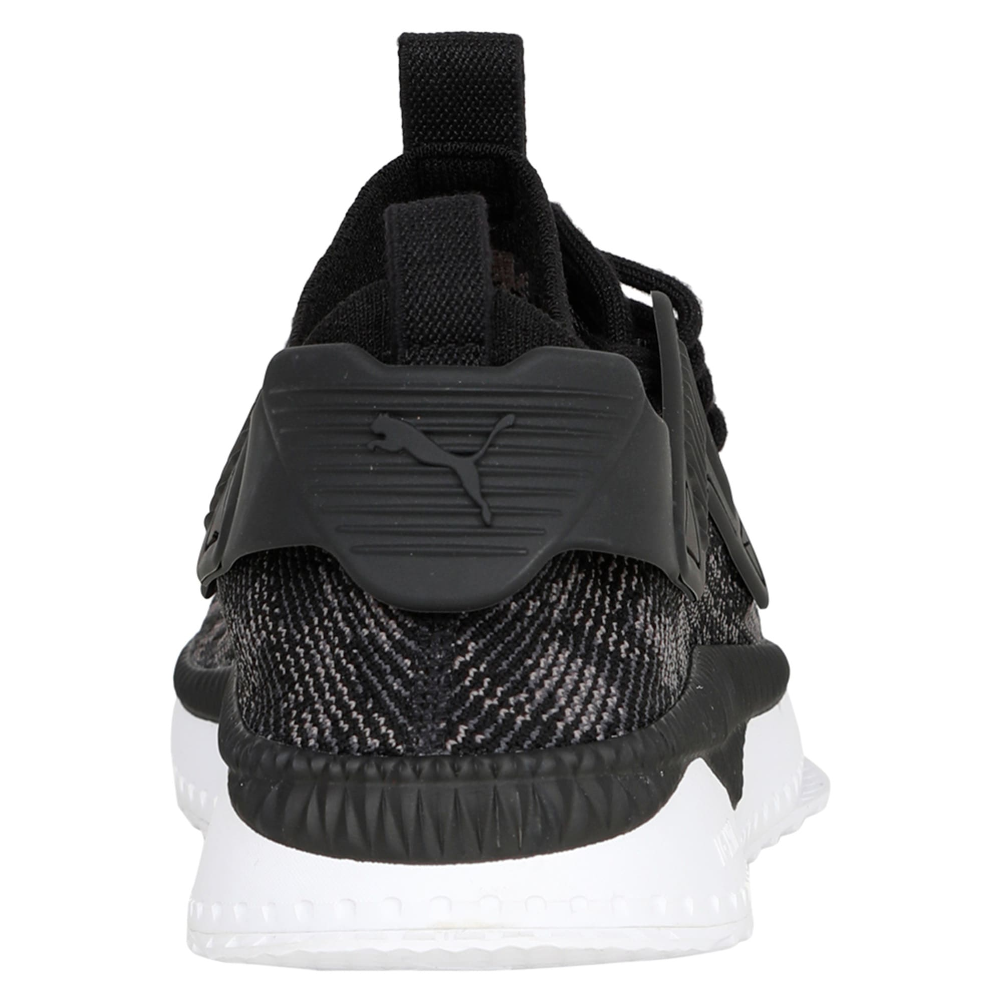 Thumbnail 4 of TSUGI Cage evoKNIT WF Trainers, Puma Black-Puma White-, medium-IND