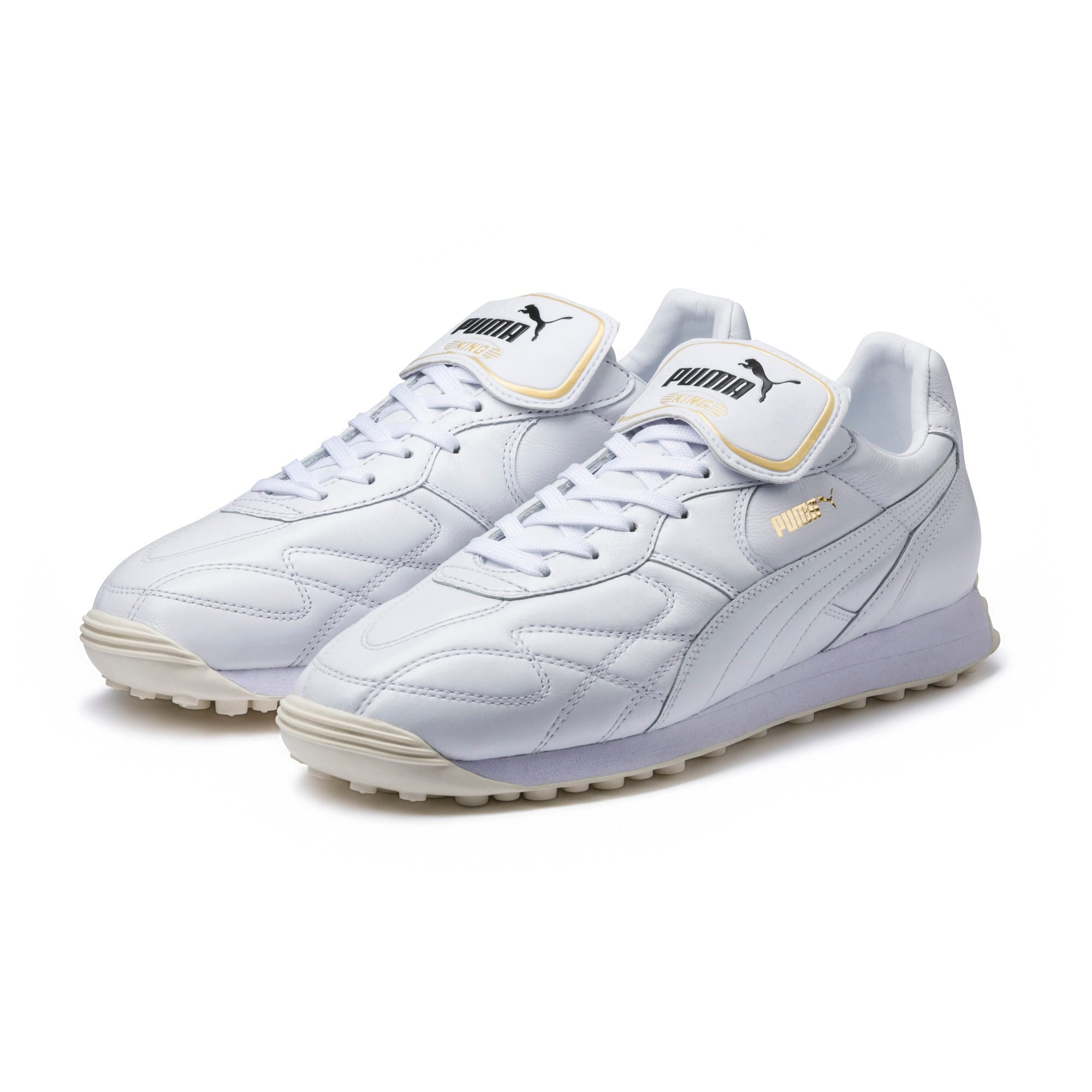 Thumbnail 2 of King Avanti Premium Sneakers, Puma White-Puma Team, medium