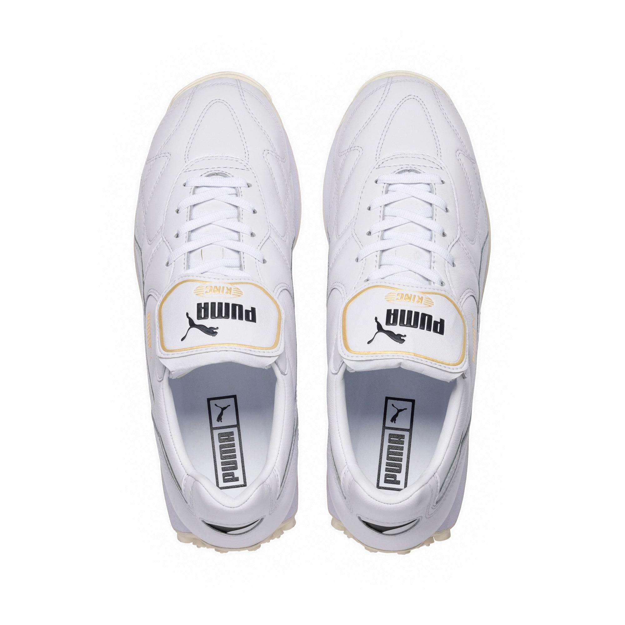 Thumbnail 5 of King Avanti Premium Sneakers, Puma White-Puma Team, medium
