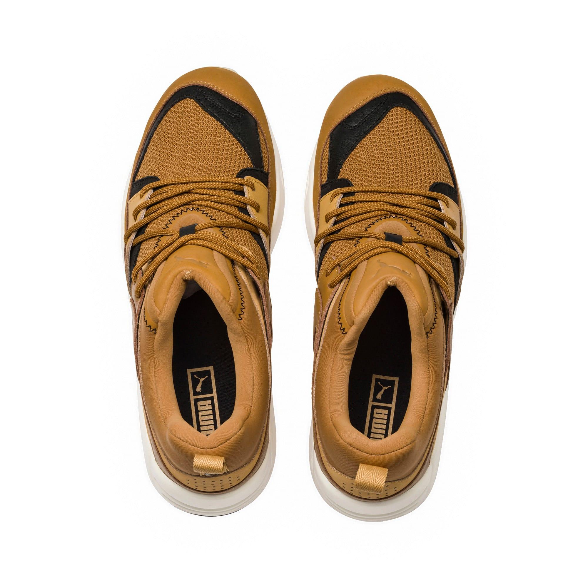 Thumbnail 5 of Blaze of Glory Sunfade Trainers, Golden Brown-Honey Mustard, medium-IND