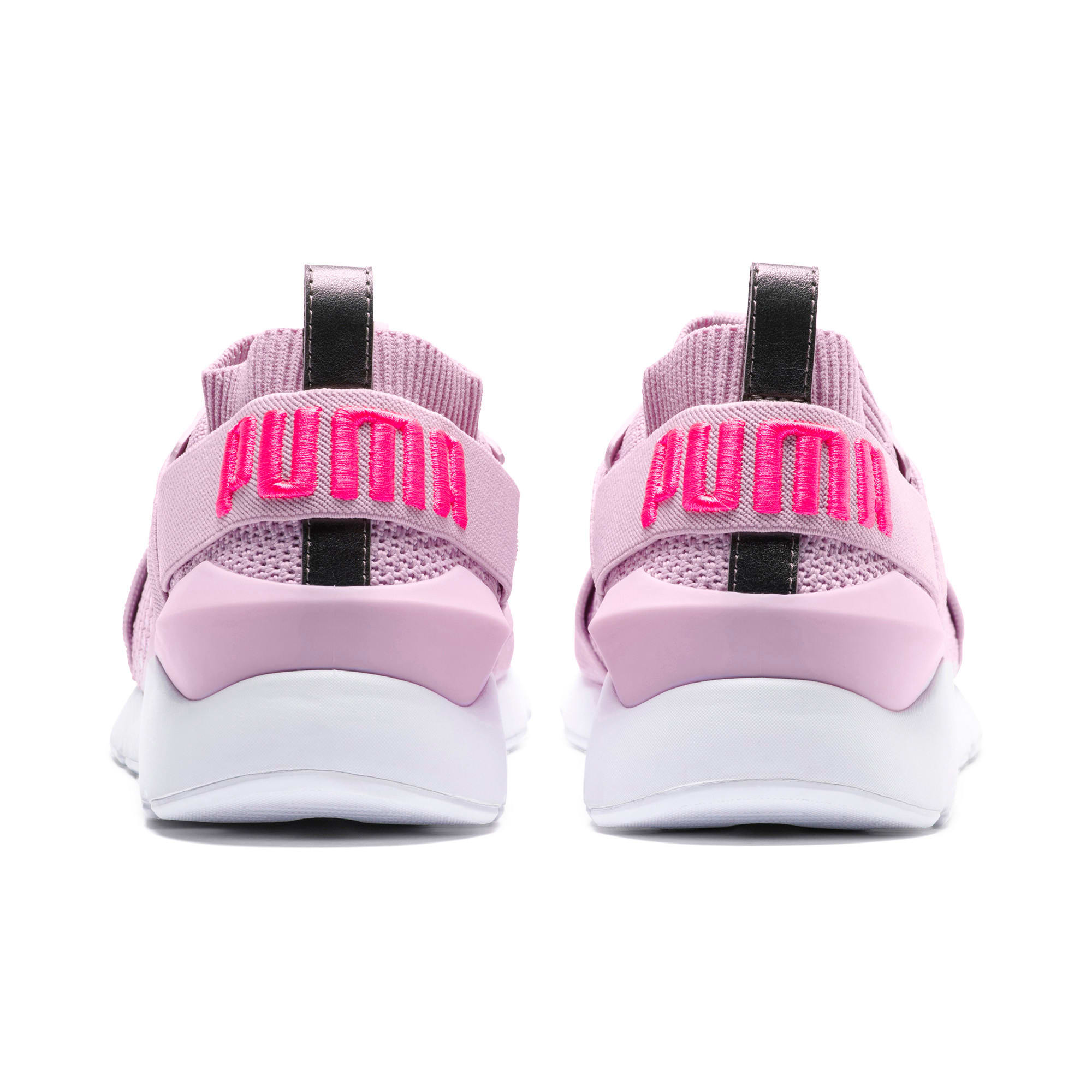Thumbnail 3 of Muse evoKNIT Women's Trainers, Winsome Orchid, medium-IND