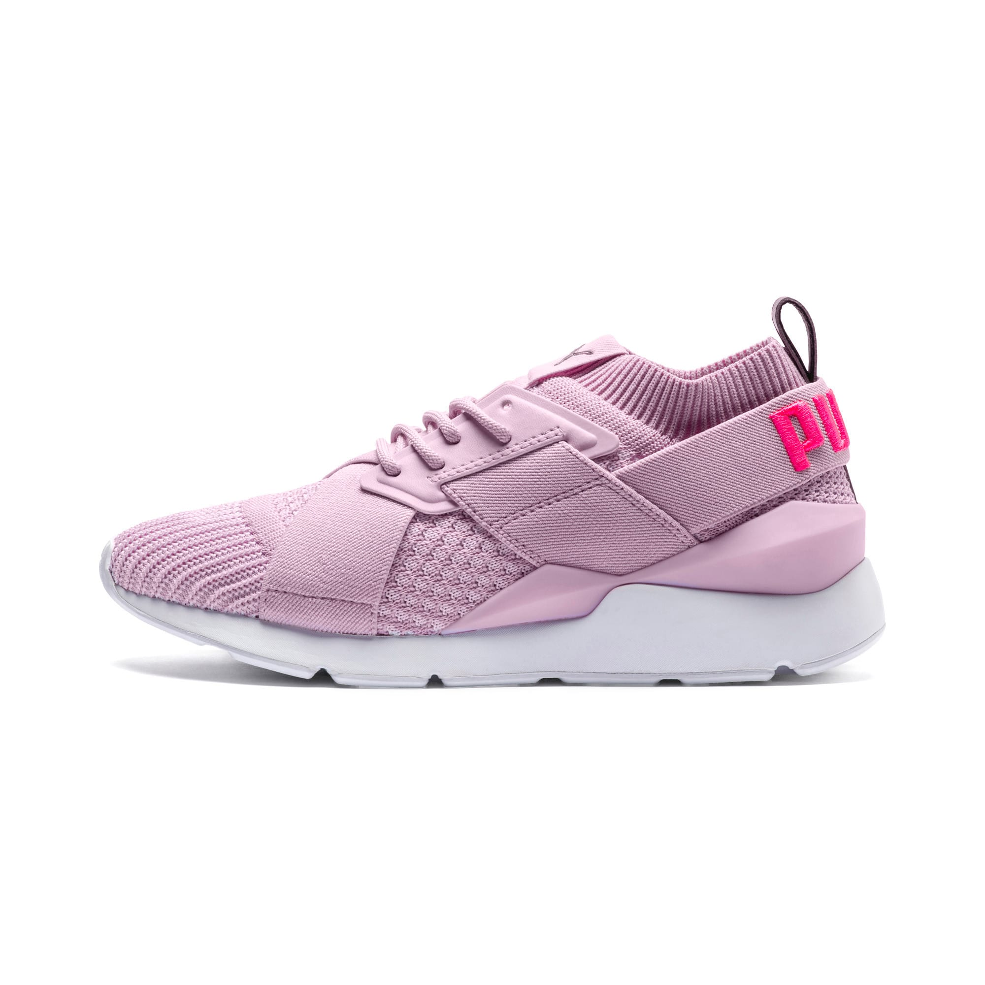 Thumbnail 1 of Muse evoKNIT Women's Trainers, Winsome Orchid, medium-IND