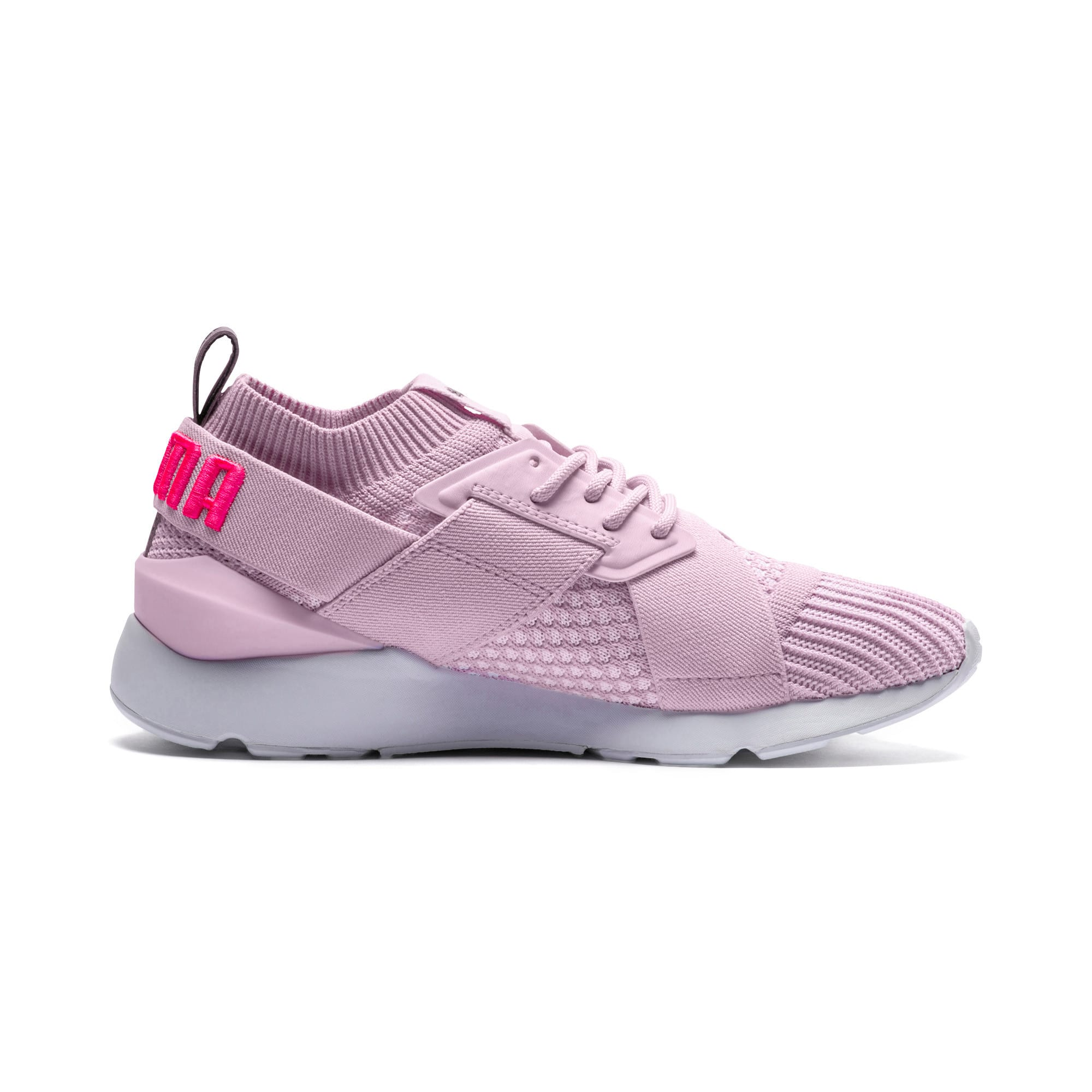 Thumbnail 5 of Muse evoKNIT Women's Trainers, Winsome Orchid, medium-IND