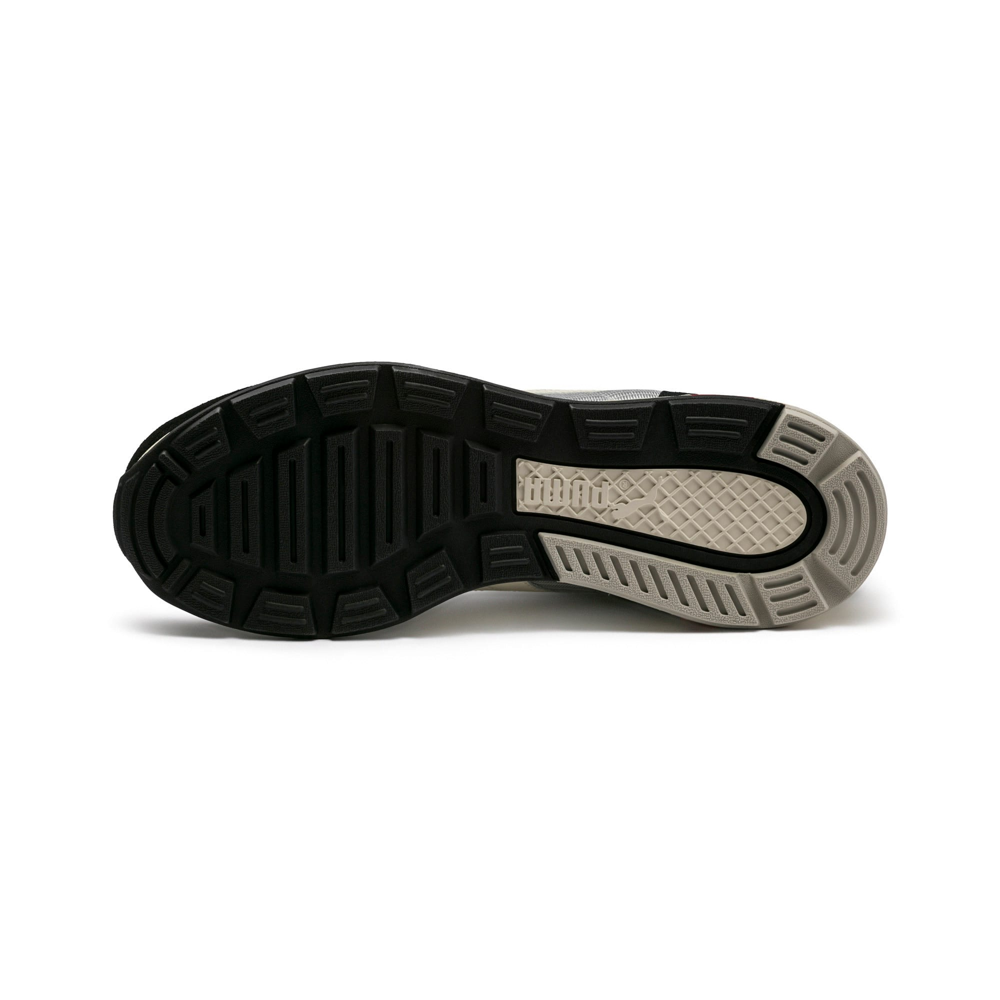 Thumbnail 4 of RS-350 Trainers, Black-GrayViolet-WhisperWht, medium-IND