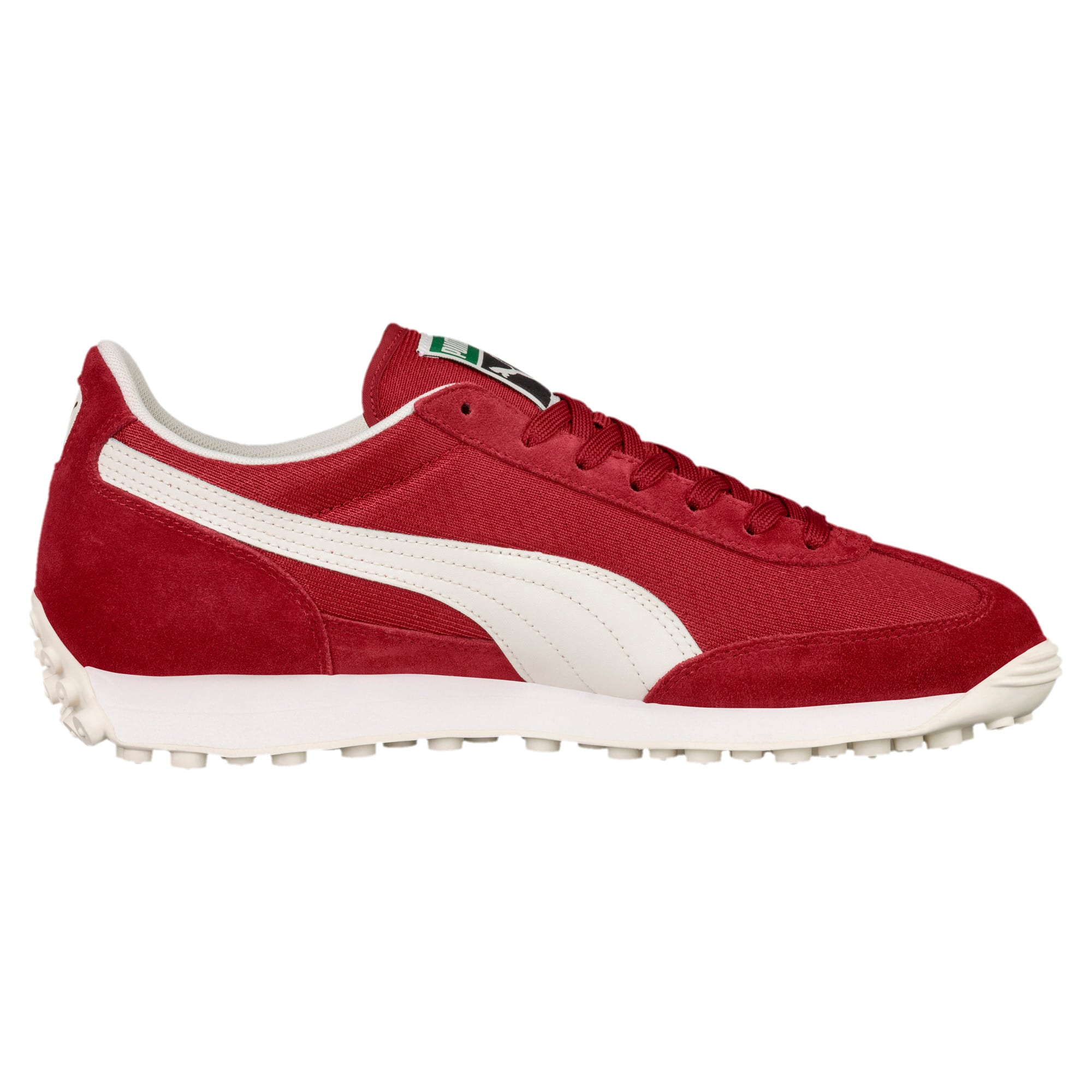 Thumbnail 3 of Easy Rider Classic Trainers, Red Dahlia-Whisp White-Gold, medium-IND