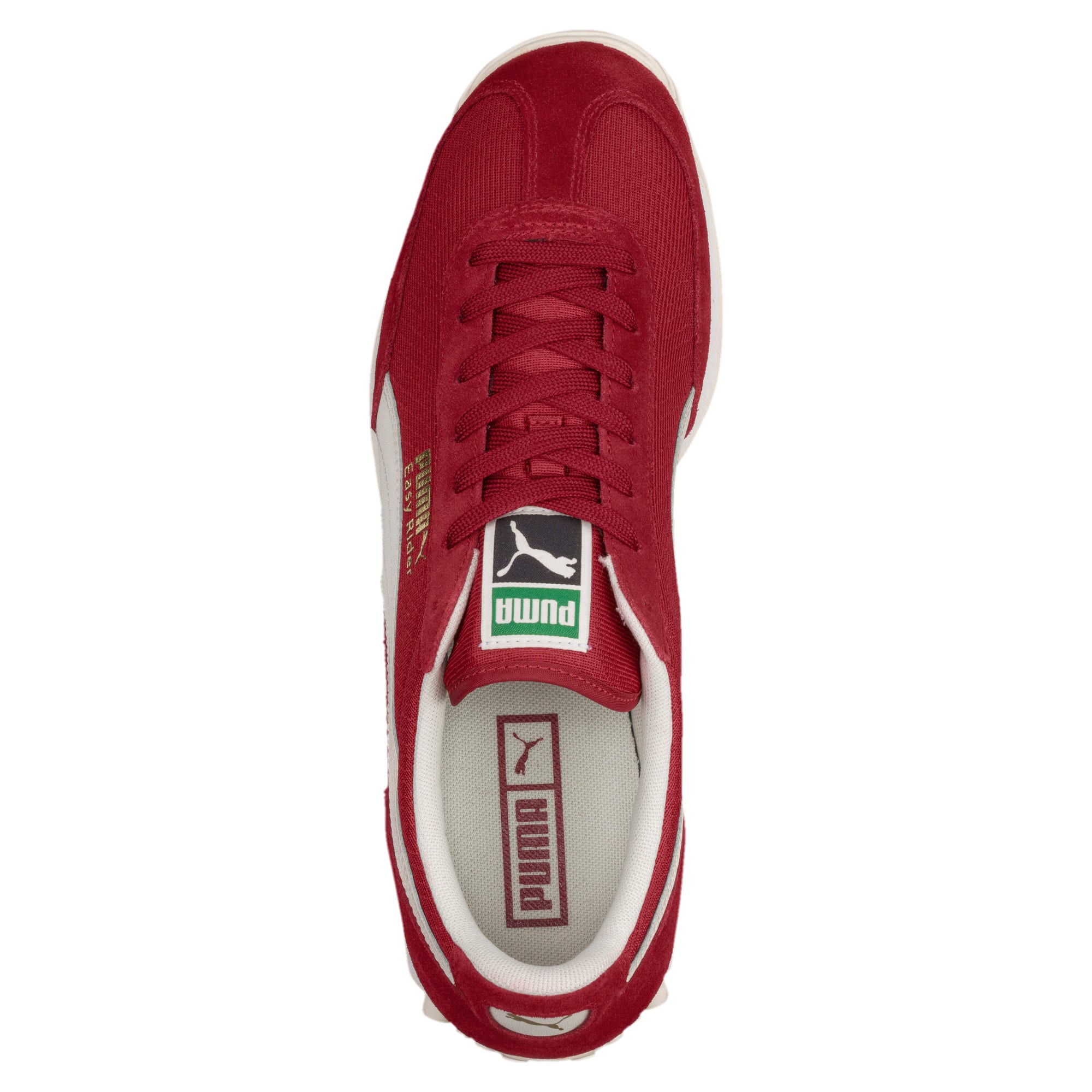 Thumbnail 5 of Easy Rider Classic Trainers, Red Dahlia-Whisp White-Gold, medium-IND