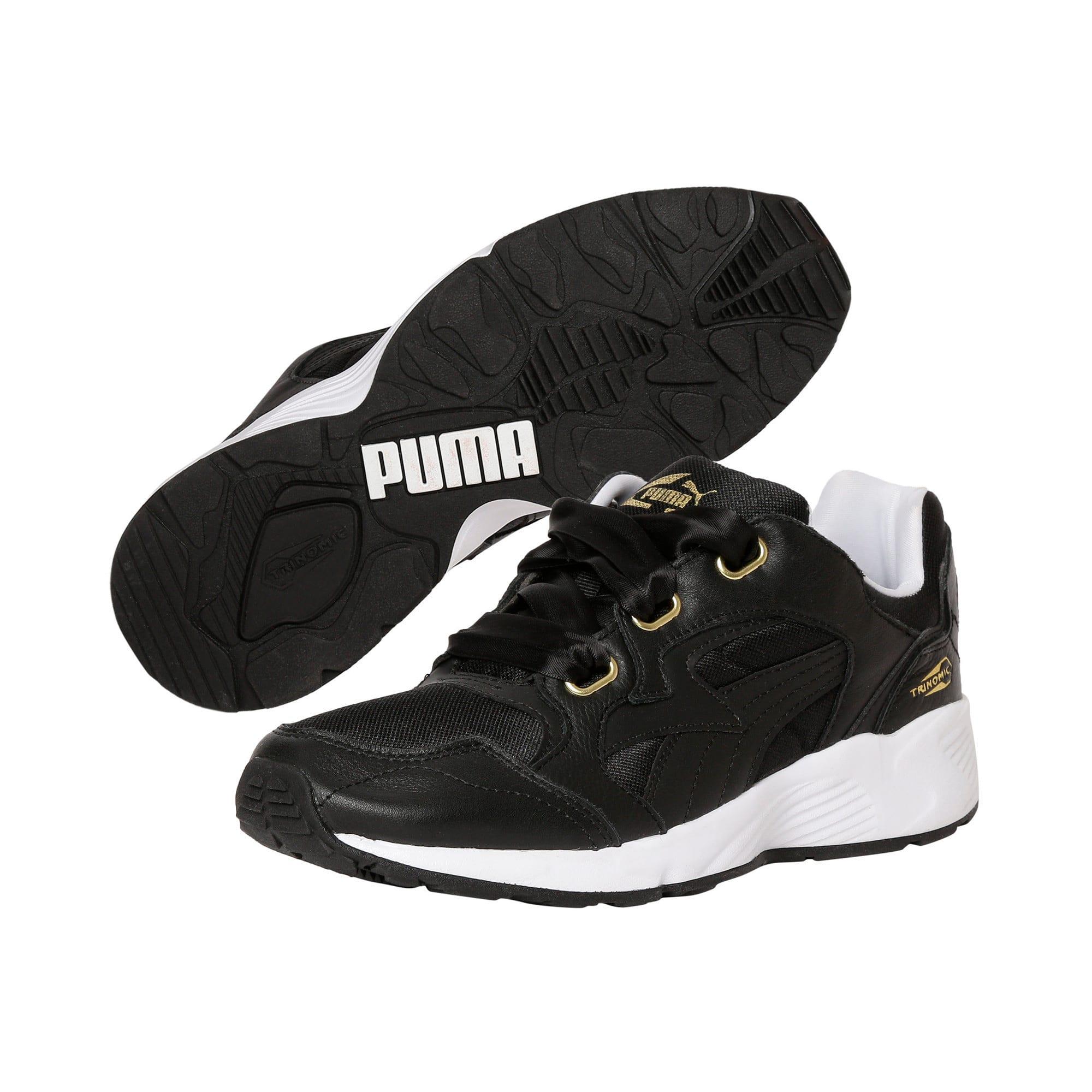 Thumbnail 2 of Prevail Heart Women's Trainers, Puma Black-Puma Black, medium-IND