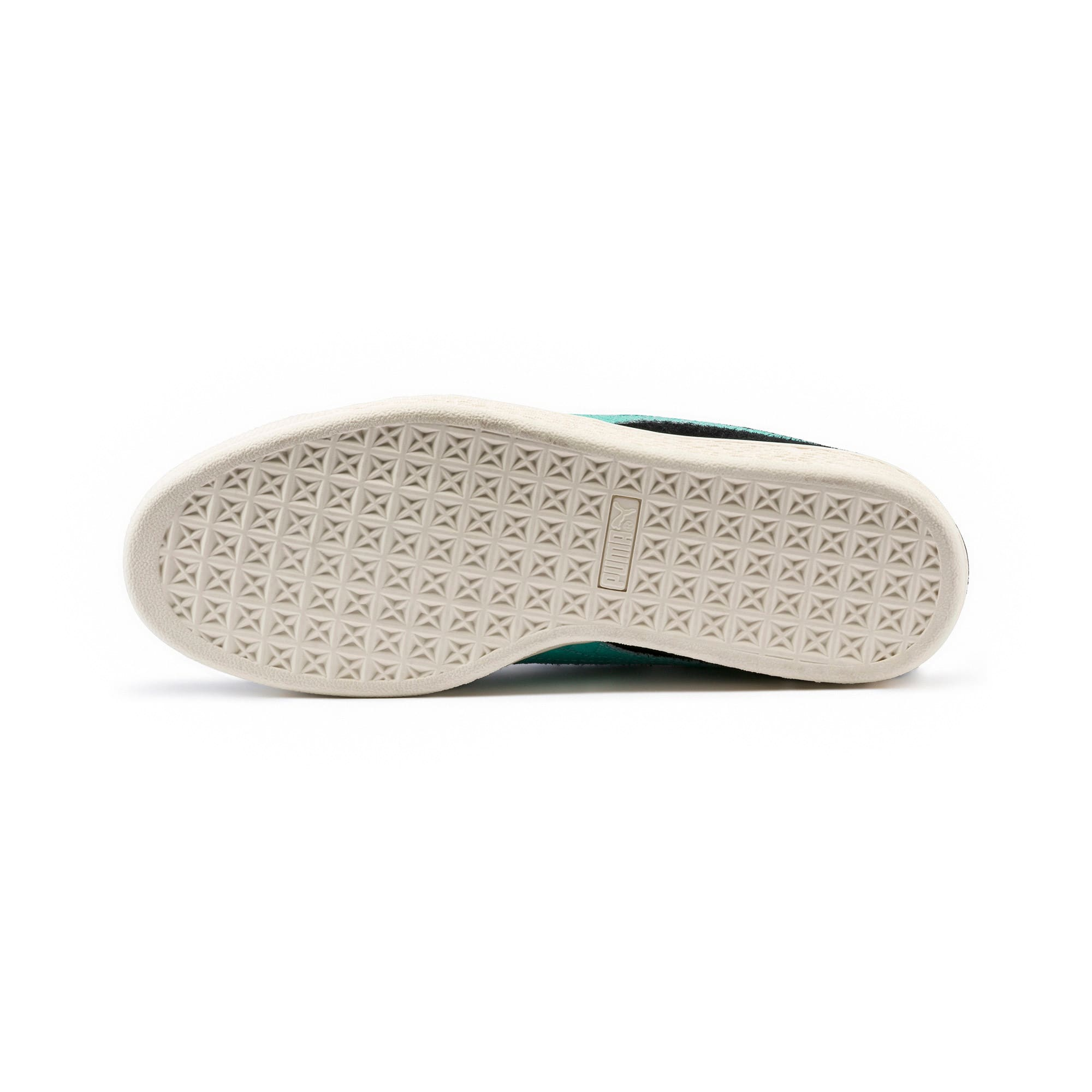 Thumbnail 3 of PUMA x DIAMOND Suede Sneakers, Puma Black-Diamond Blue, medium