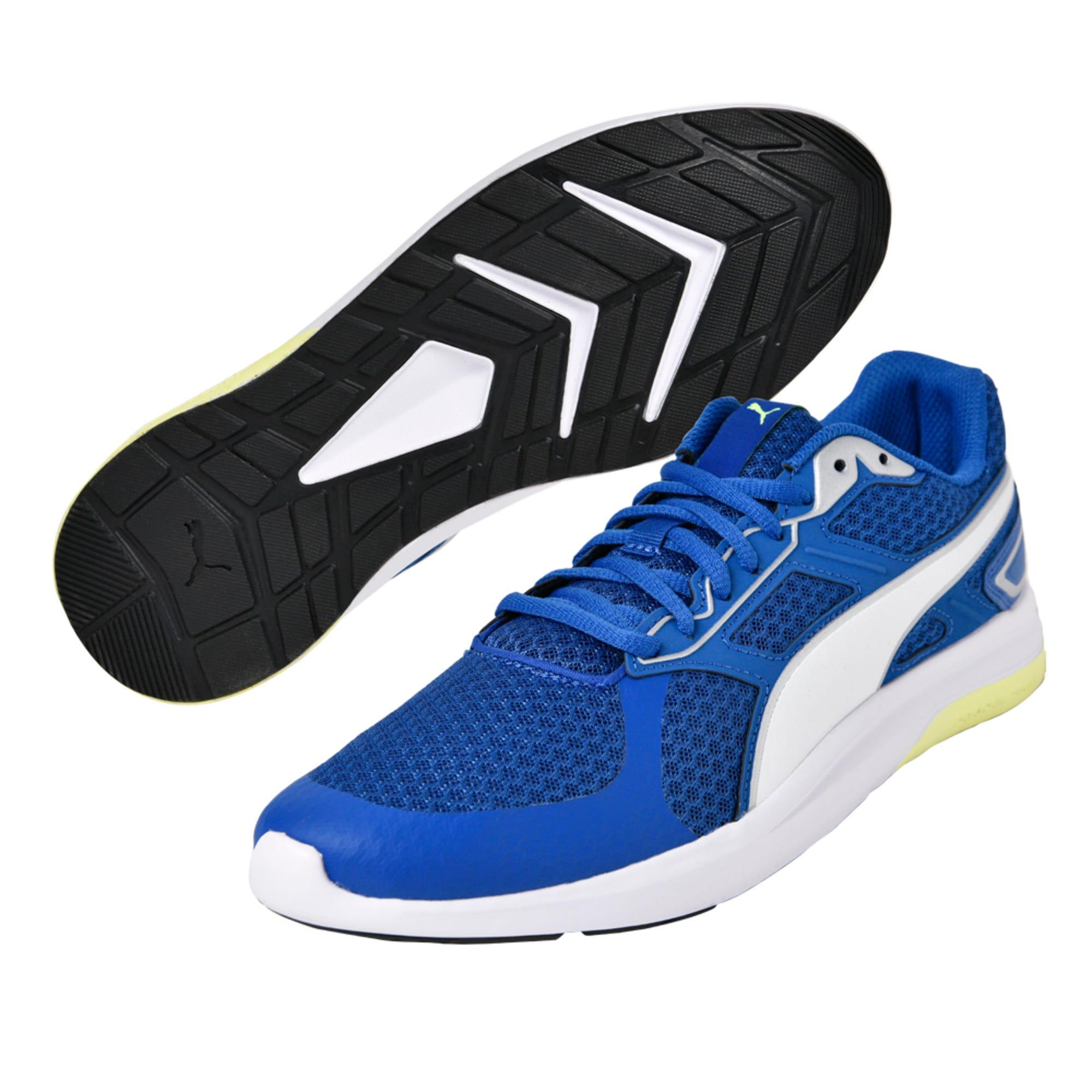 Thumbnail 1 of Escaper Tech Sneakers, Turkish Sea-Puma White, medium-IND
