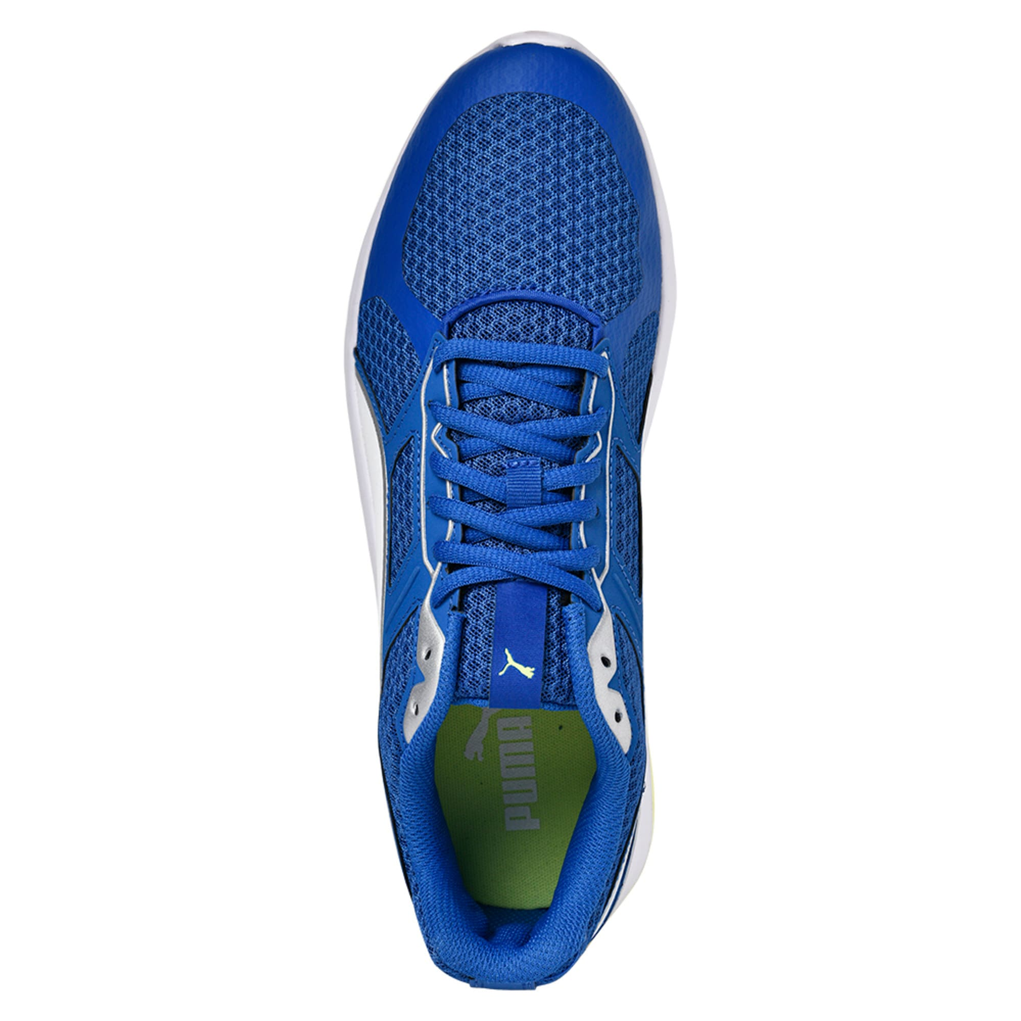 Thumbnail 4 of Escaper Tech Sneakers, Turkish Sea-Puma White, medium-IND