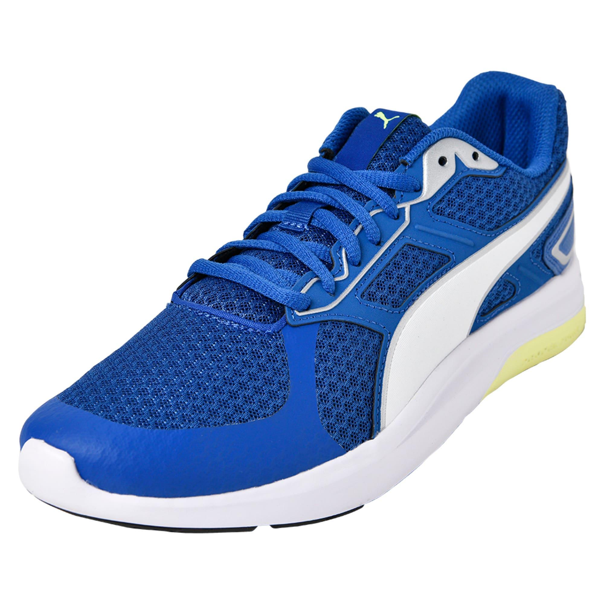 Thumbnail 5 of Escaper Tech Sneakers, Turkish Sea-Puma White, medium-IND