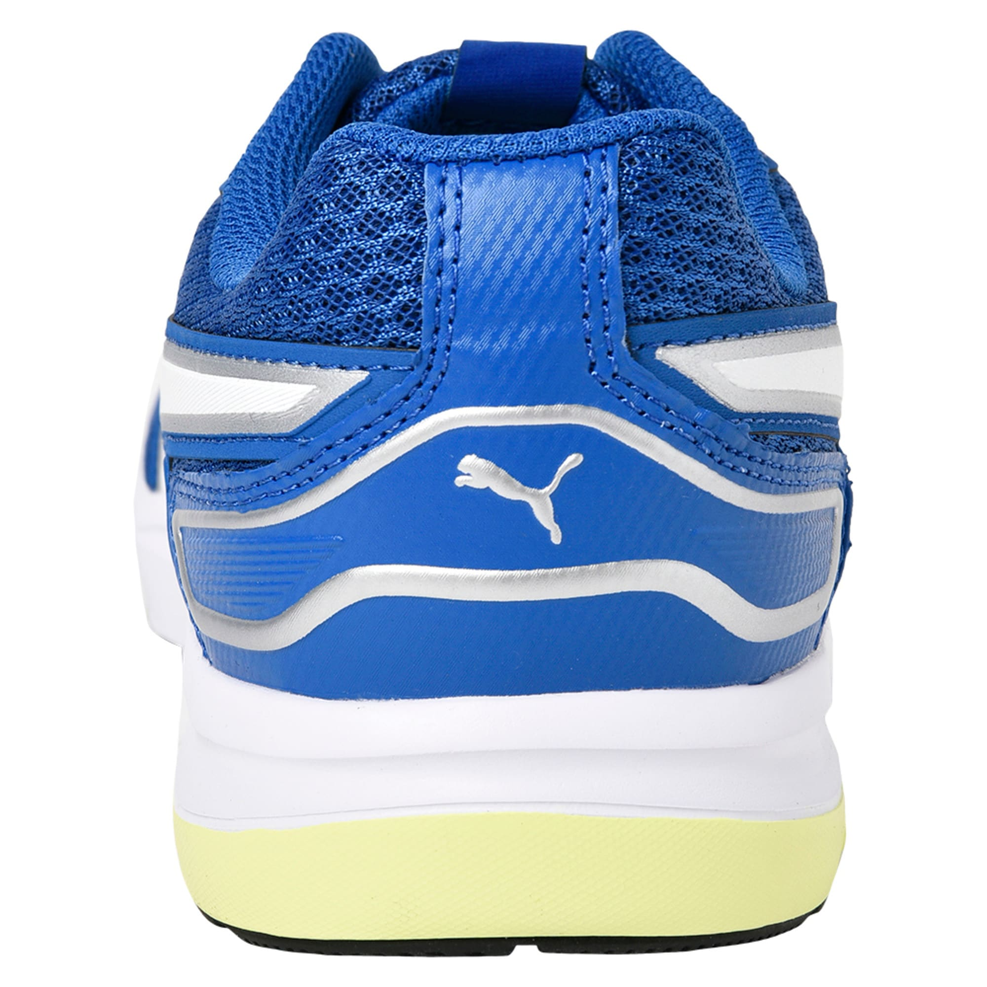Thumbnail 6 of Escaper Tech Sneakers, Turkish Sea-Puma White, medium-IND