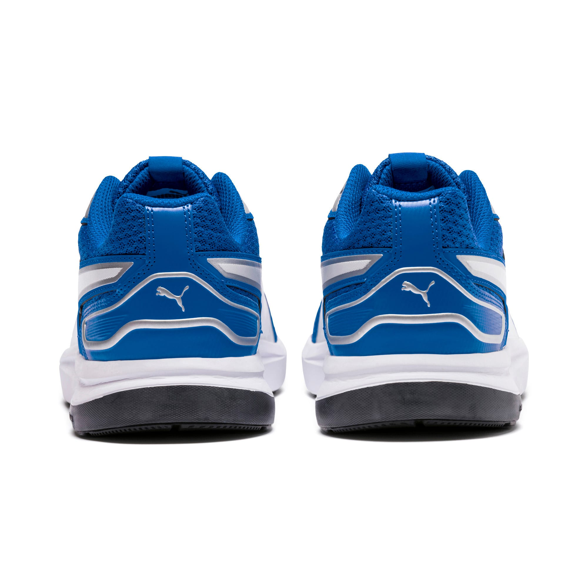 Thumbnail 3 of Escaper Tech Sneakers, Strong Bl-Puma Wh-Iron Gate, medium-IND
