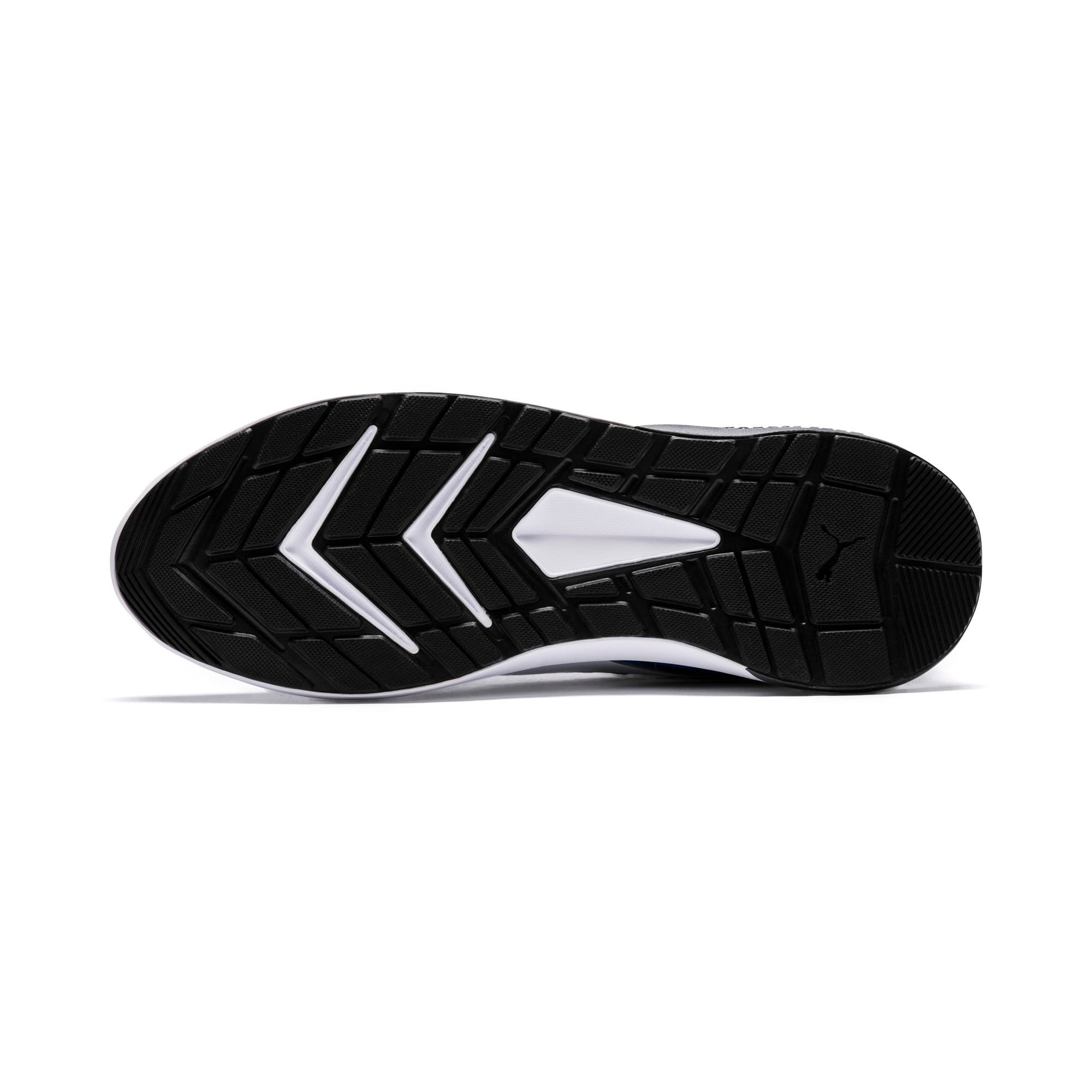 Thumbnail 4 of Escaper Tech Sneakers, Strong Bl-Puma Wh-Iron Gate, medium-IND
