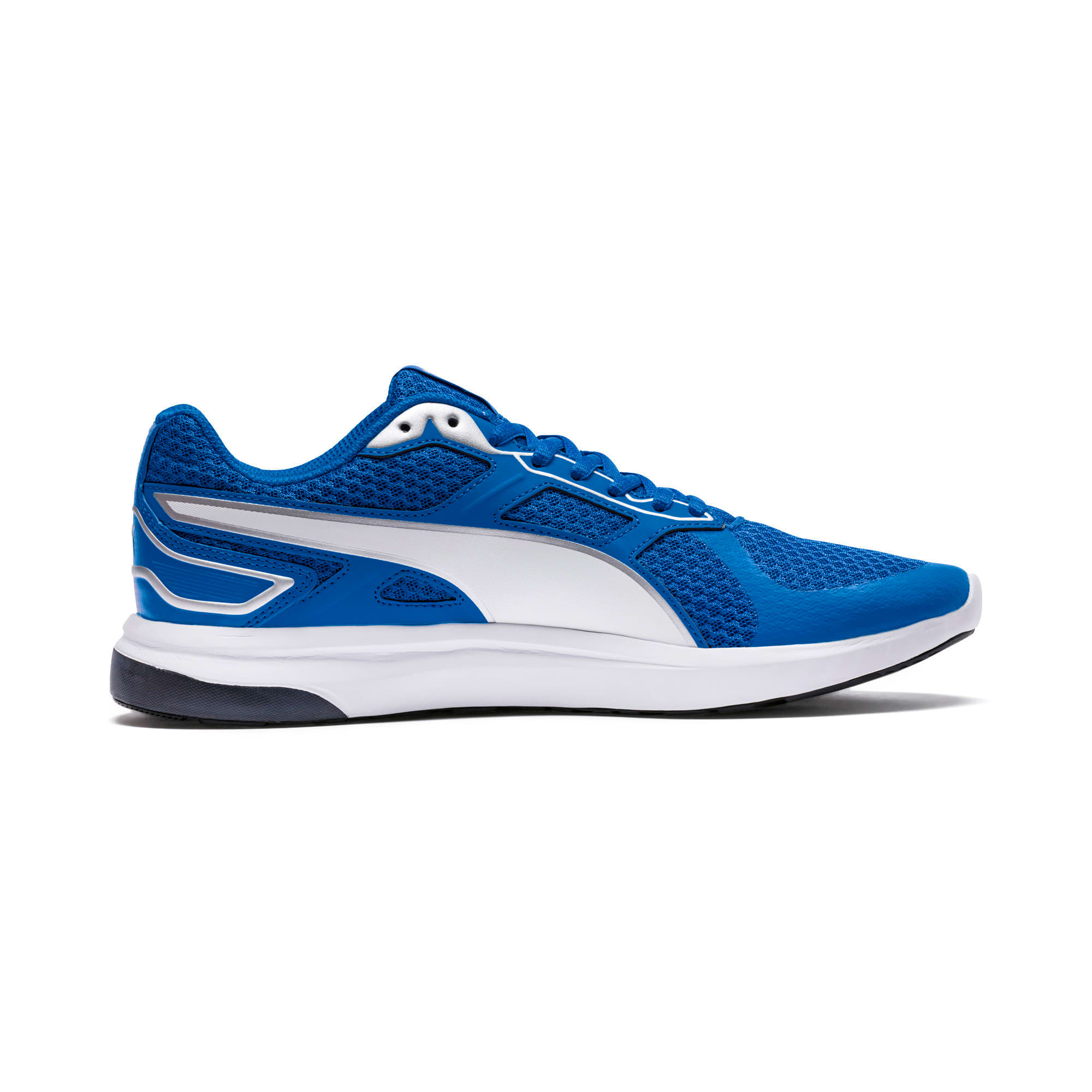 Thumbnail 5 of Escaper Tech Sneakers, Strong Bl-Puma Wh-Iron Gate, medium-IND