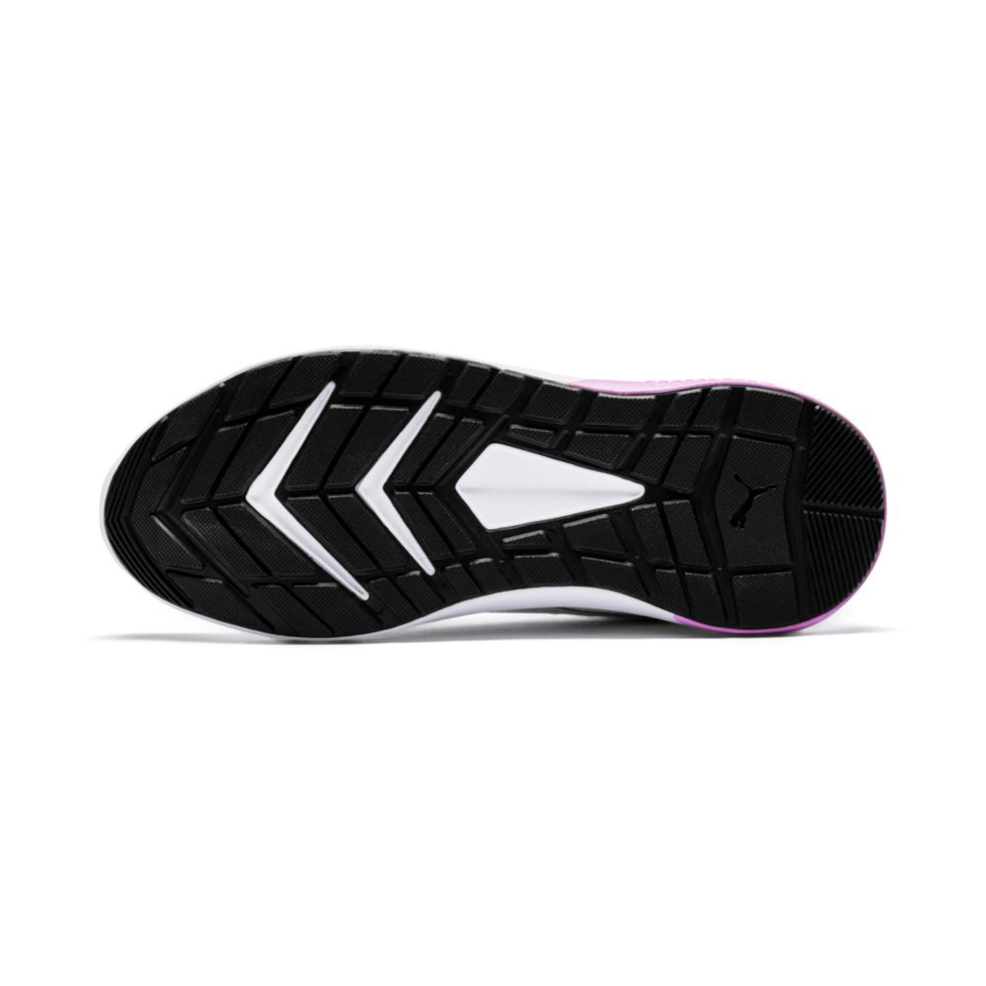 Thumbnail 2 of Escaper Tech Sneakers, Puma White-Puma White-Orchid, medium-IND