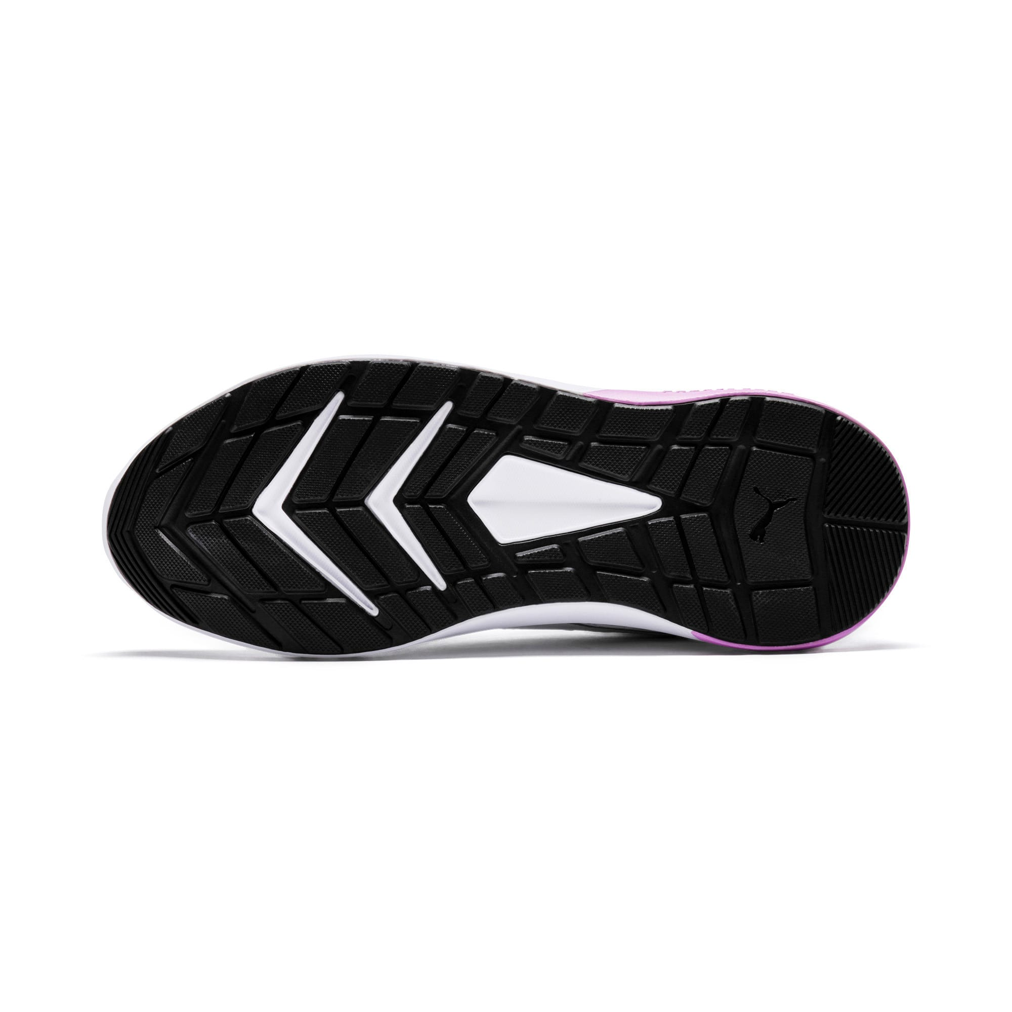 Thumbnail 4 of Escaper Tech Sneakers, Puma White-Puma White-Orchid, medium-IND