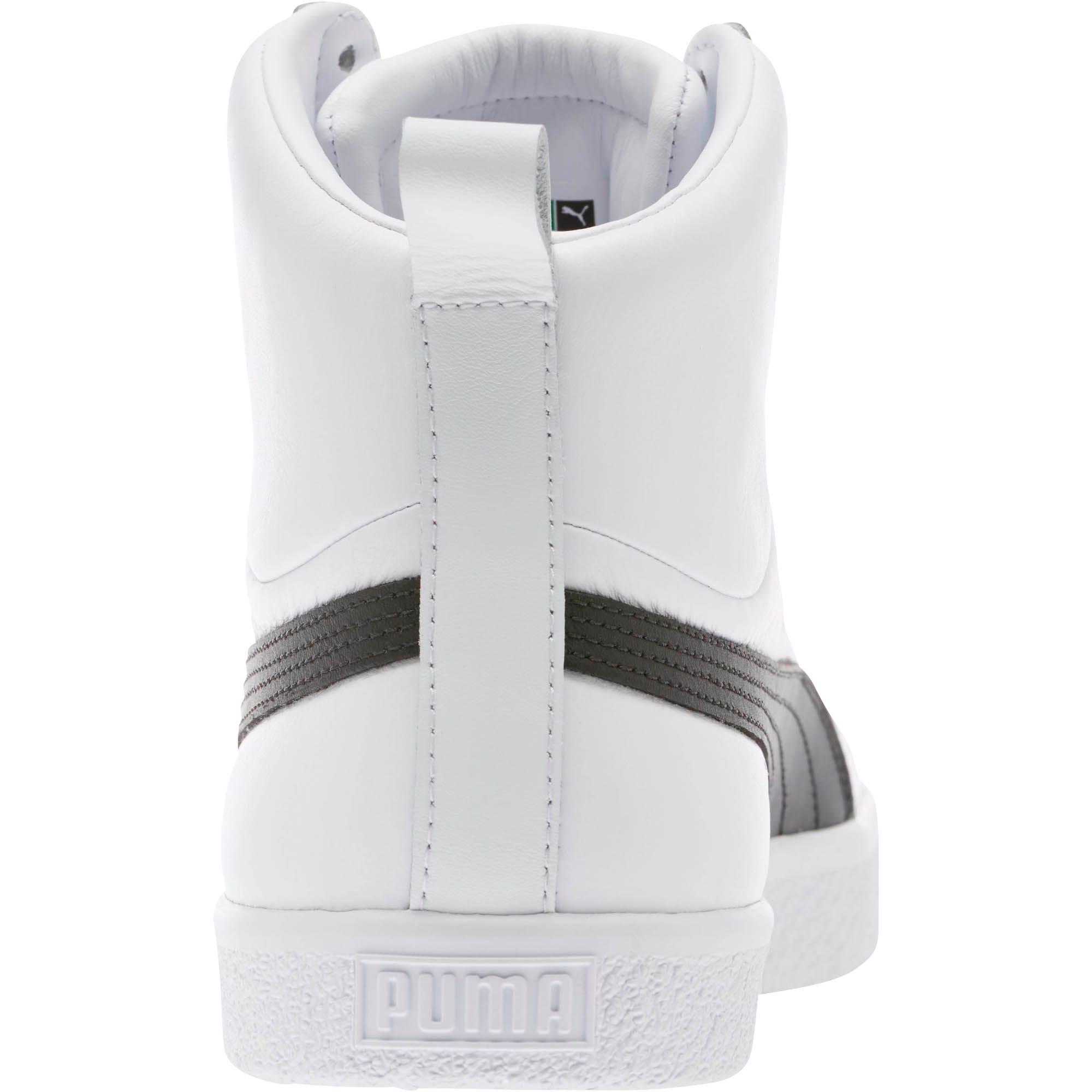 puma sneakers clyde mid beige