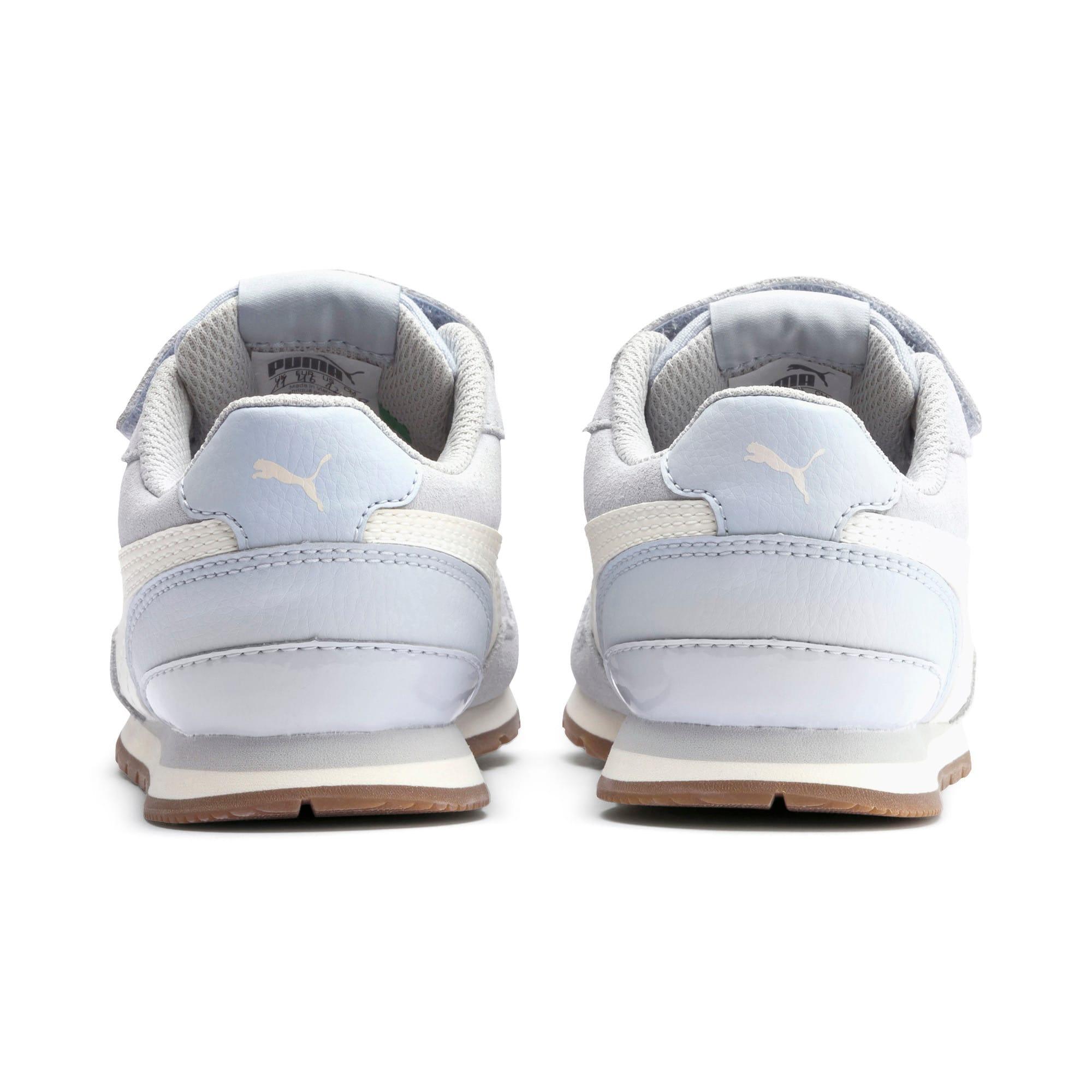 Thumbnail 3 of ST Runner v2 SD V Little Kids' Shoes, Heather-Whisper White, medium