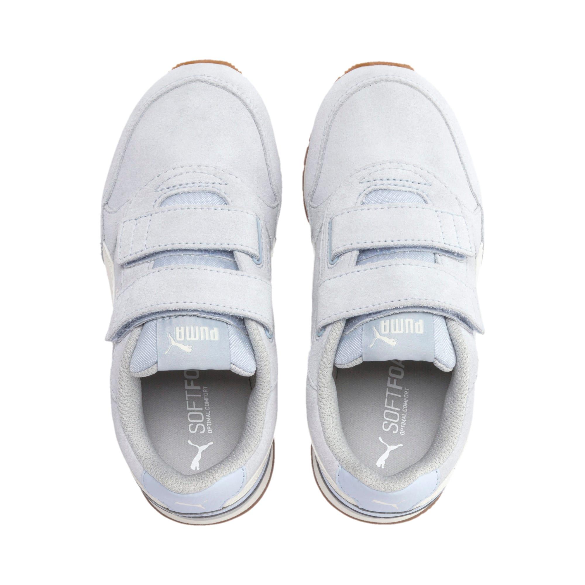 Thumbnail 6 of ST Runner v2 SD V Little Kids' Shoes, Heather-Whisper White, medium