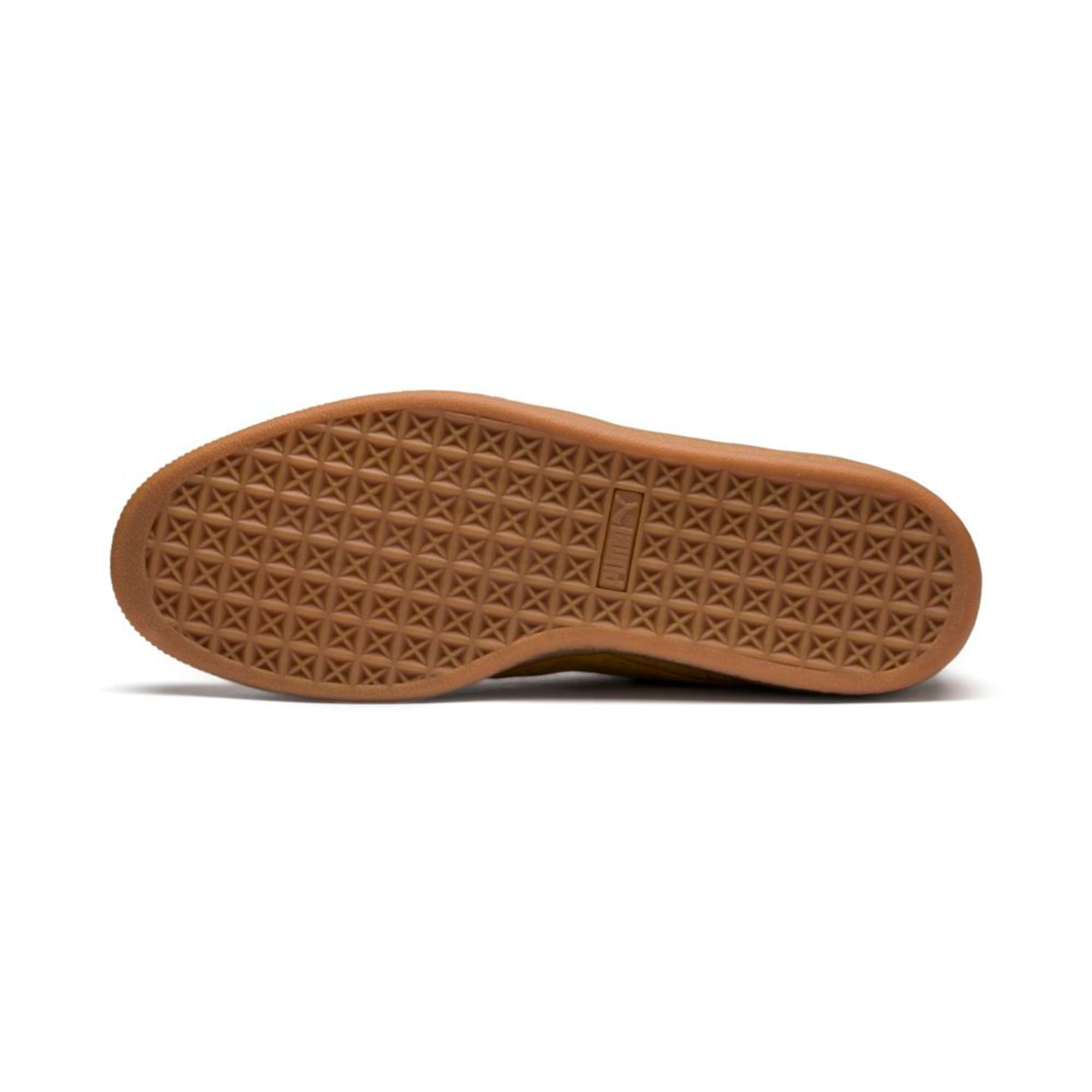 Thumbnail 2 of Suede Classic Pincord Trainers, Buckthorn Brwn-Buckthorn Brw, medium-IND