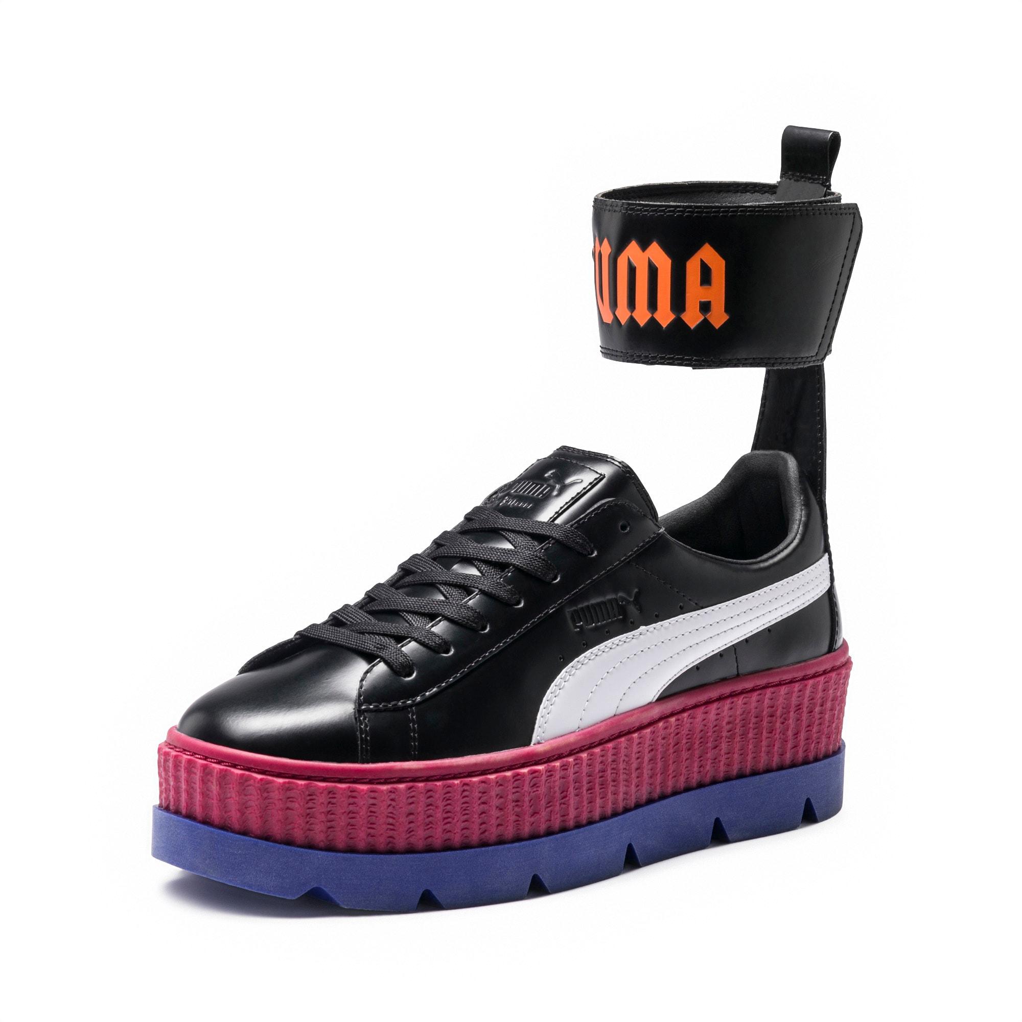 Shop Puma Women's Fenty x Rihanna Ankle Strap Creeper