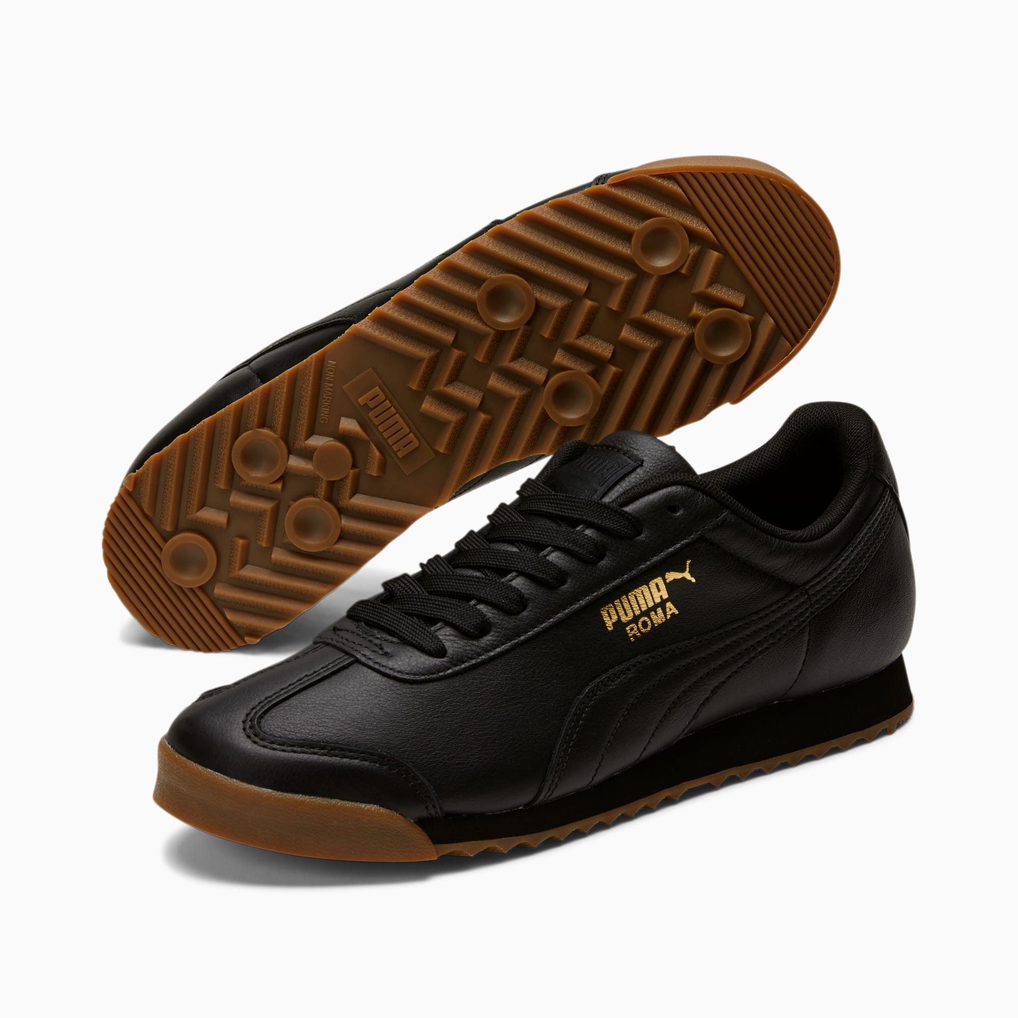 puma gum sole shoes