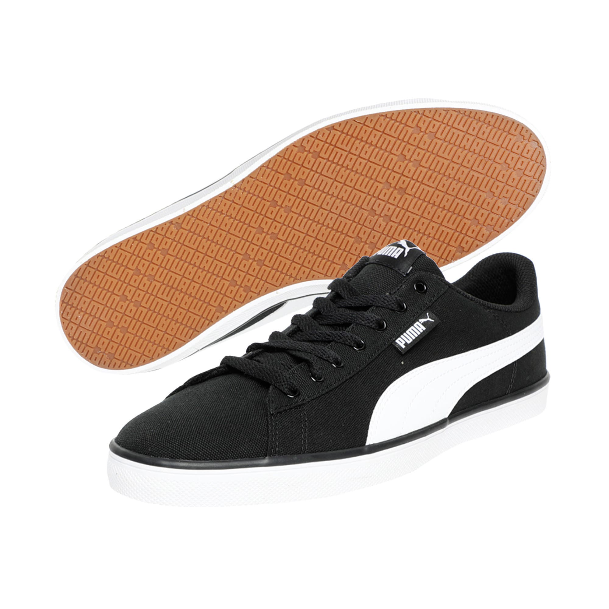 Thumbnail 2 of Urban Plus CV, Puma Black-Puma White, medium-IND