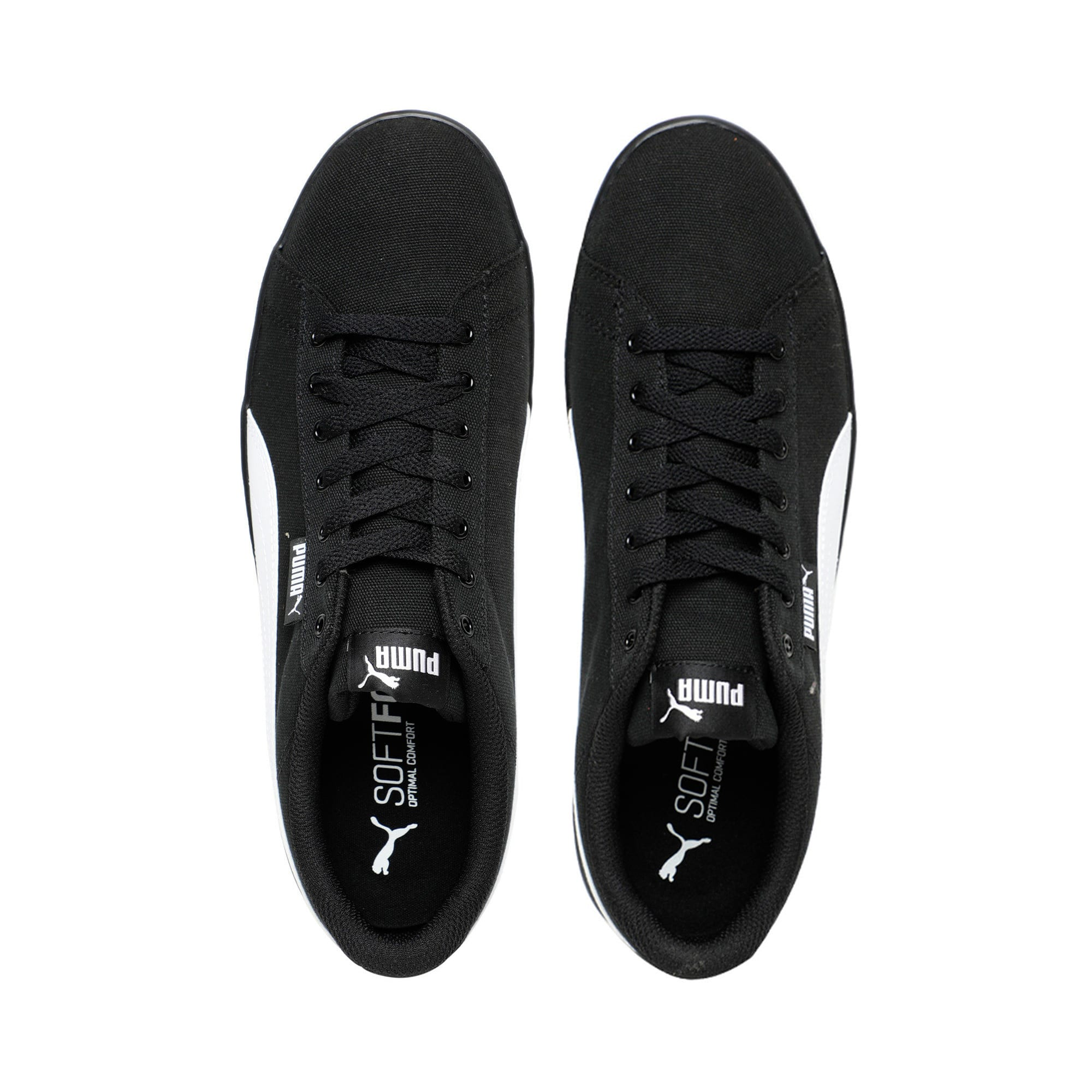 Thumbnail 6 of Urban Plus CV, Puma Black-Puma White, medium-IND