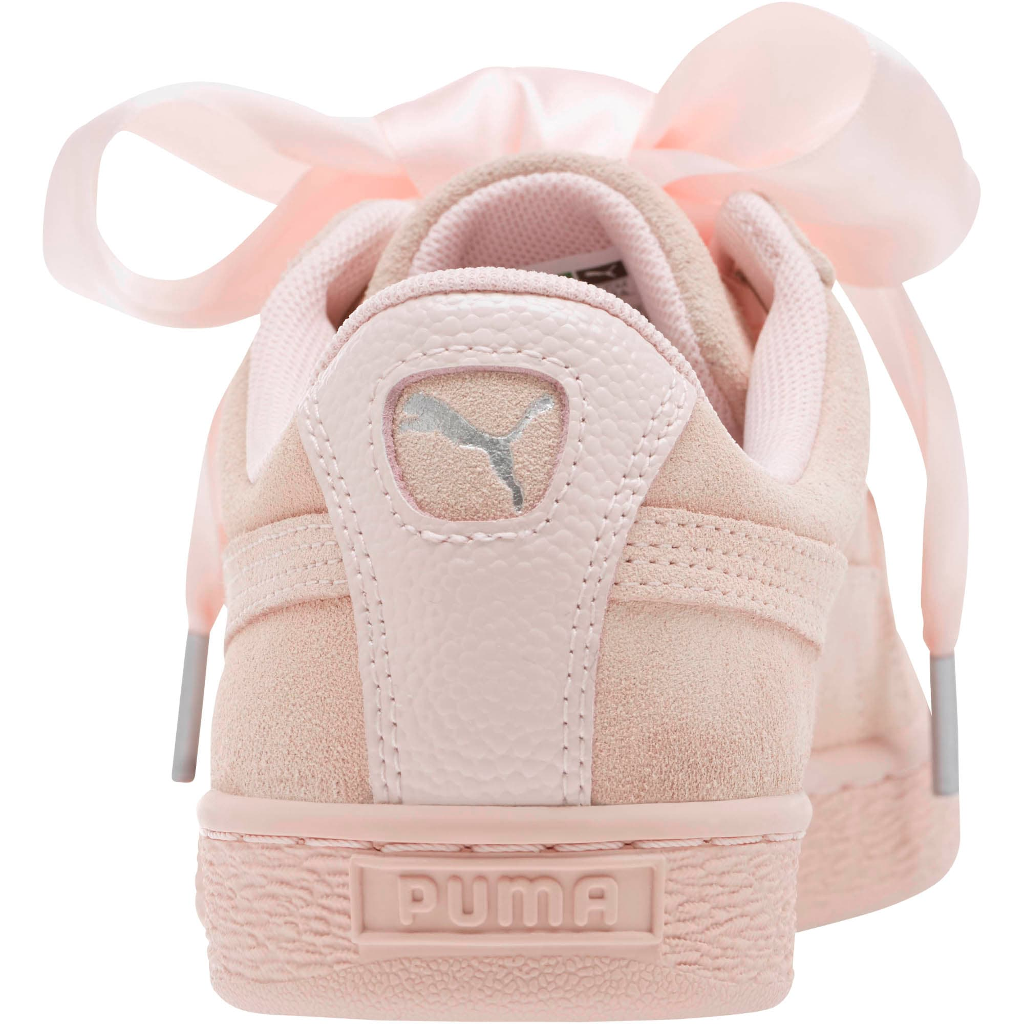 puma suede heart kimono sneakers