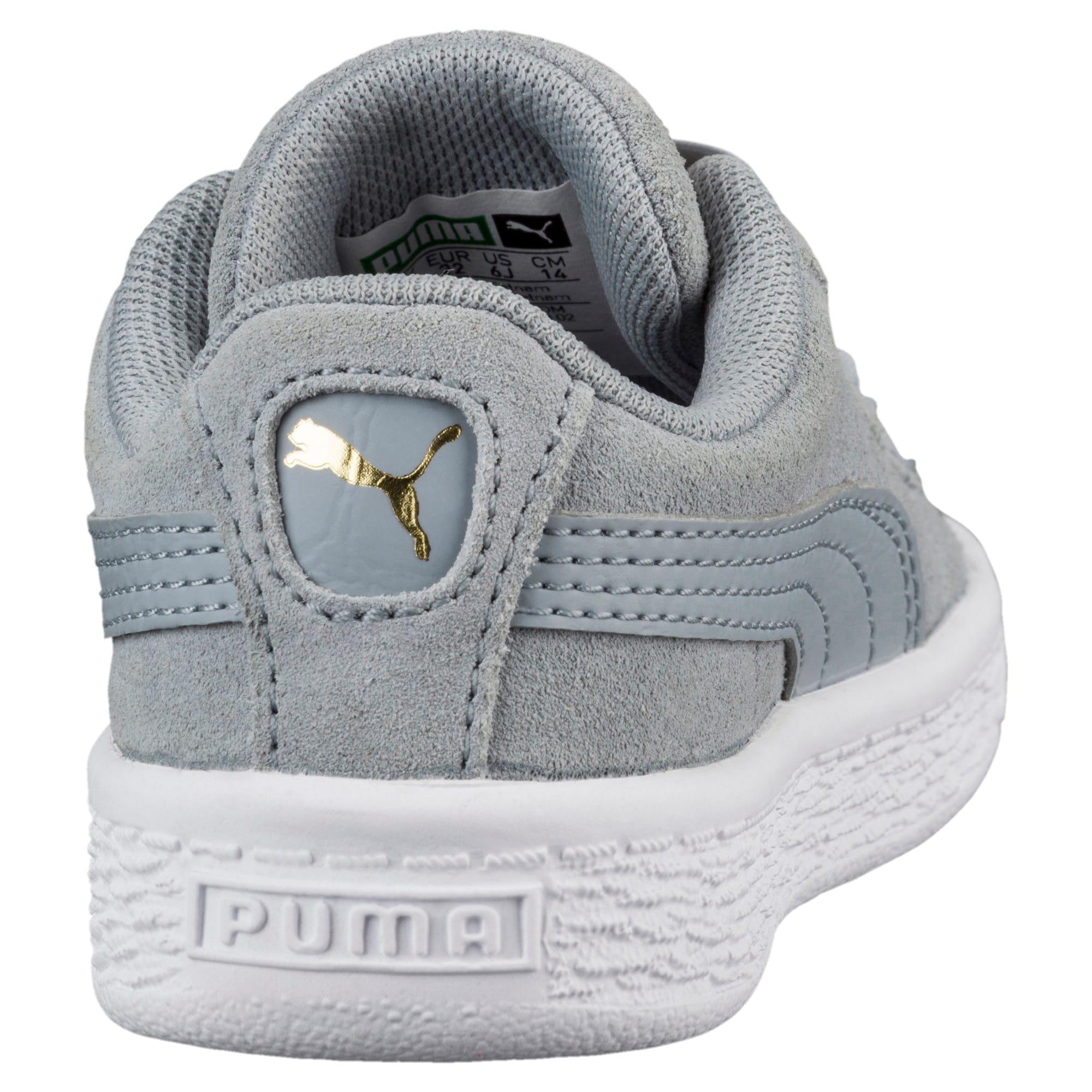 Miniatura 4 de Zapatos Suede Classic B-BOY Fabulous para bebé, Quarry-Quarry, mediano
