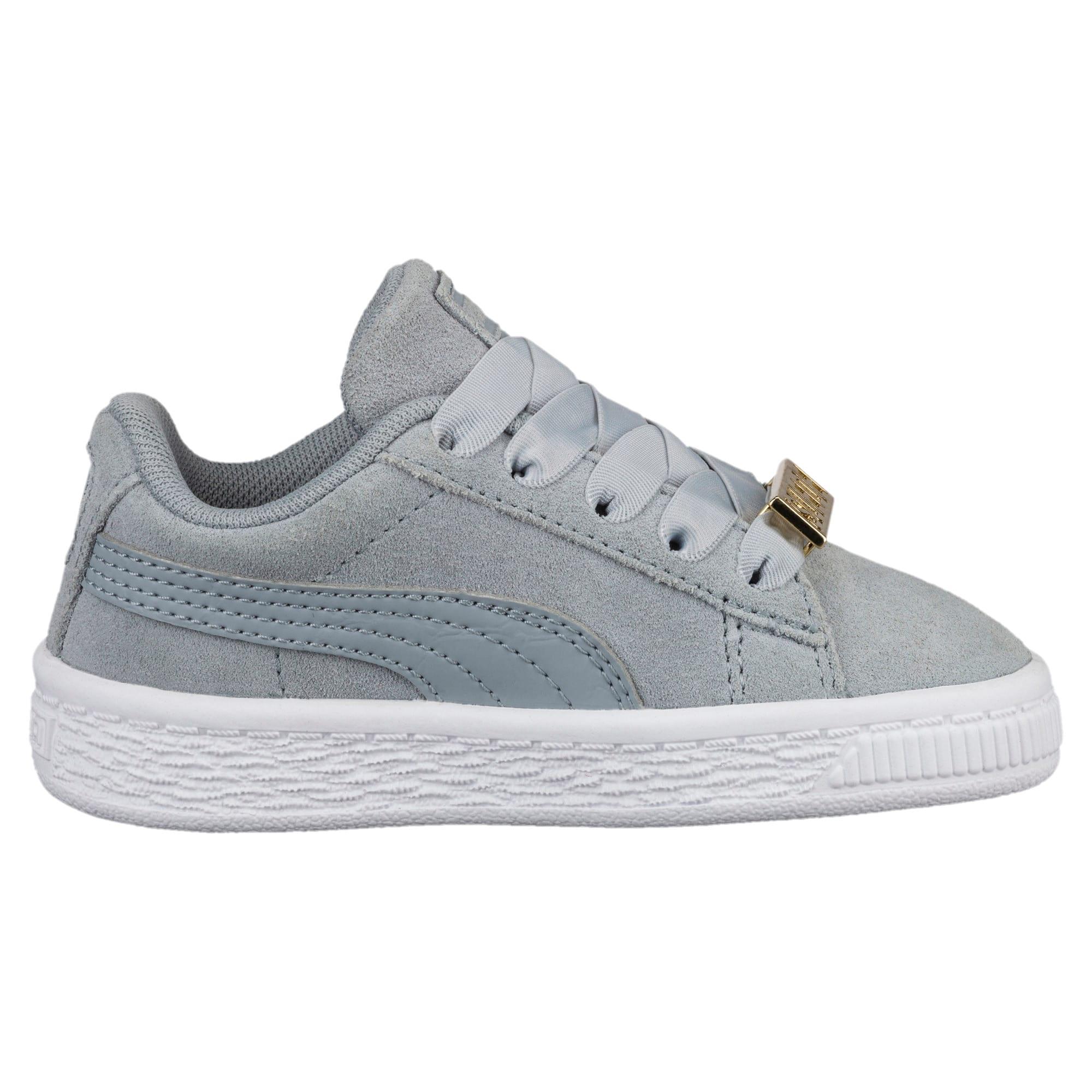 Miniatura 3 de Zapatos Suede Classic B-BOY Fabulous para bebé, Quarry-Quarry, mediano