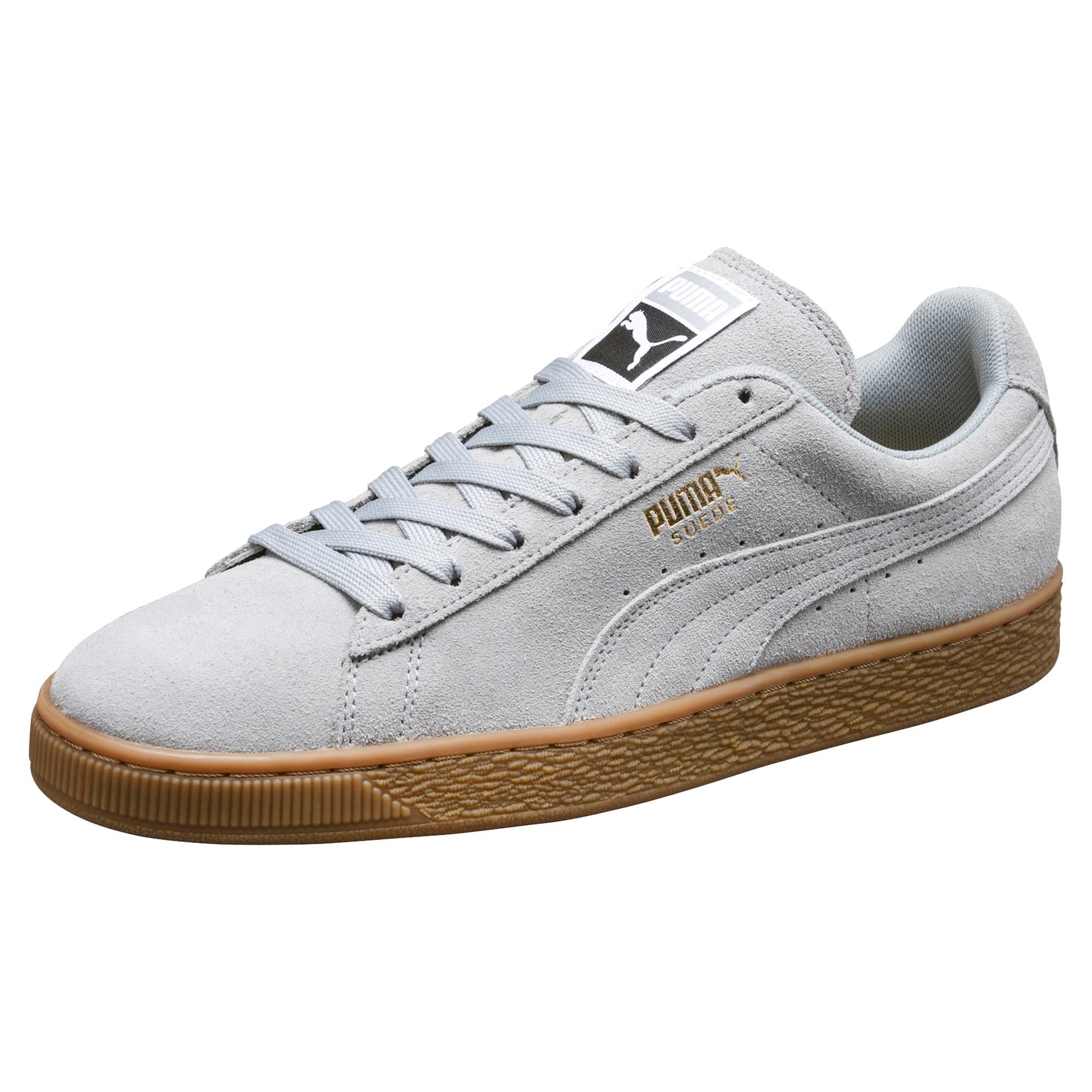 Suede Classic Gum Sneakers