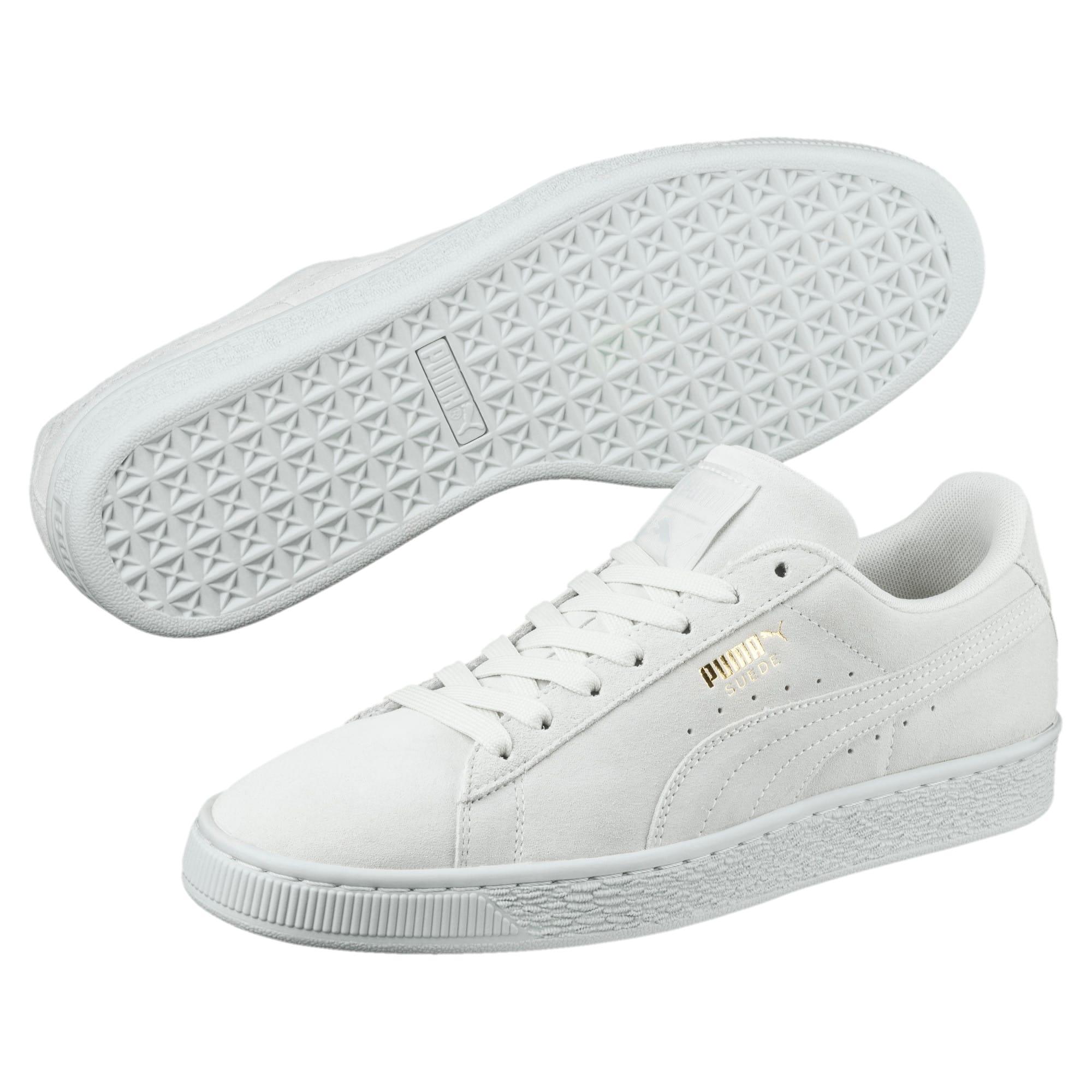 Suede Classic Tonal Sneakers