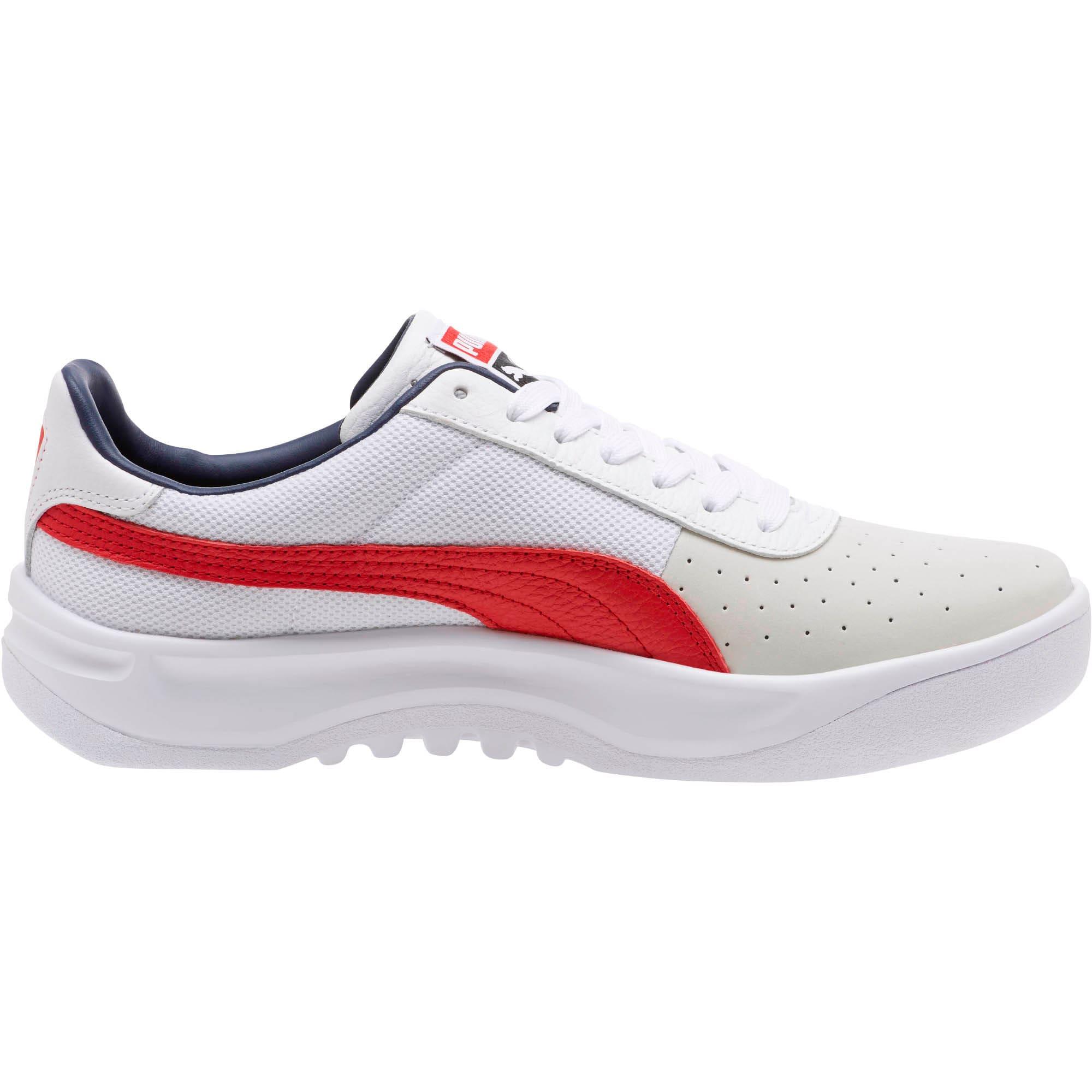 Thumbnail 3 of California Casual Sneakers, P White-RibbonRed-P White, medium