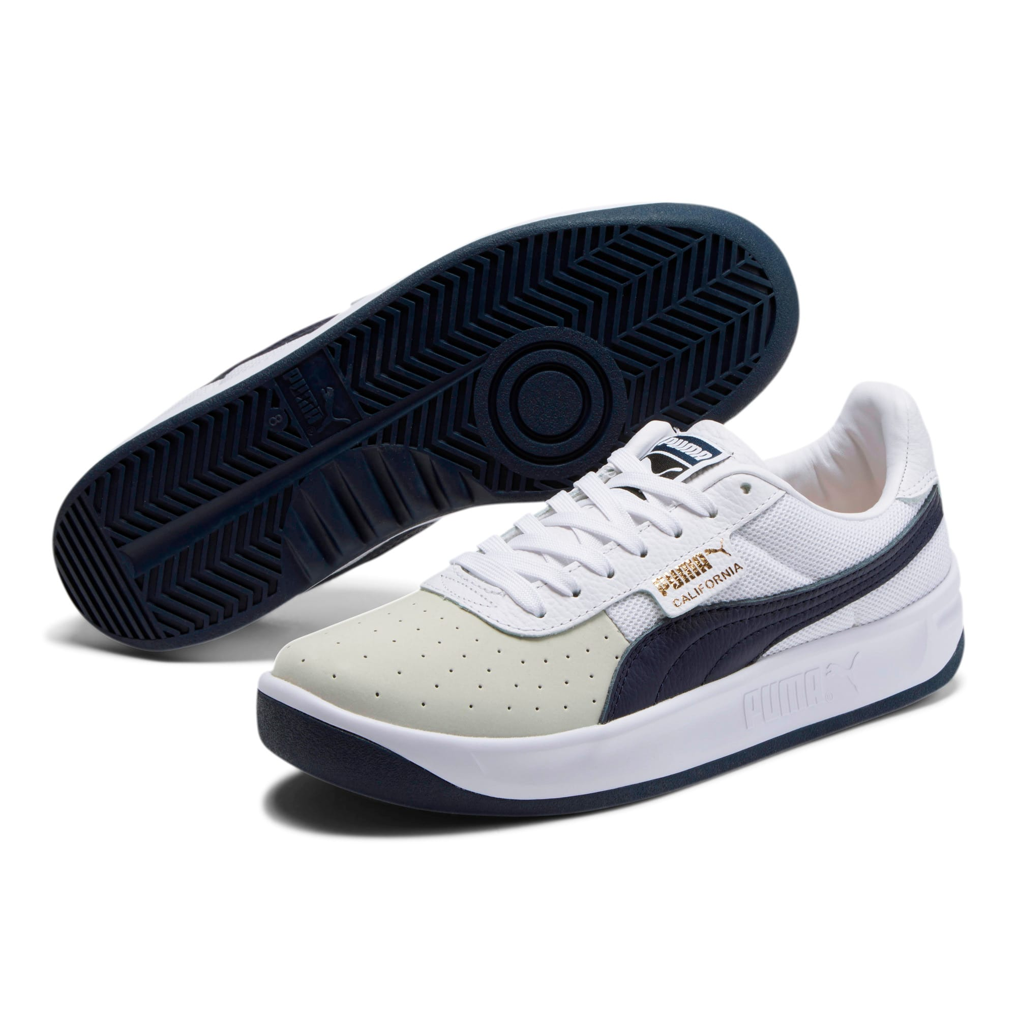 Thumbnail 2 of California Casual Sneakers, P White-Peacoat-P White, medium