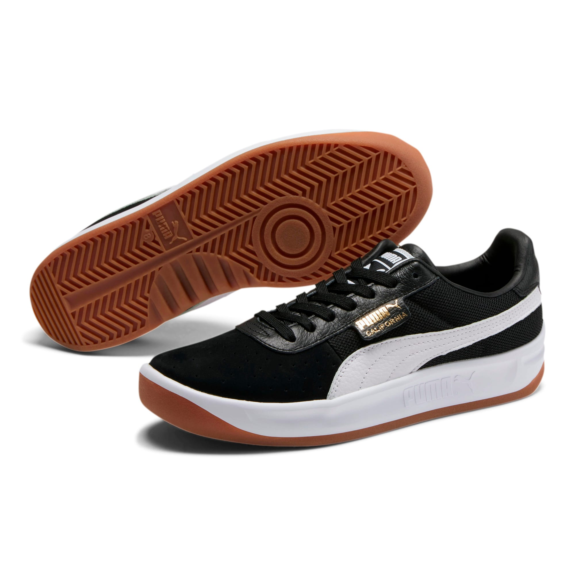 Miniatura 2 de Zapatos deportivosCalifornia Casual, Puma Black-Puma White, mediano