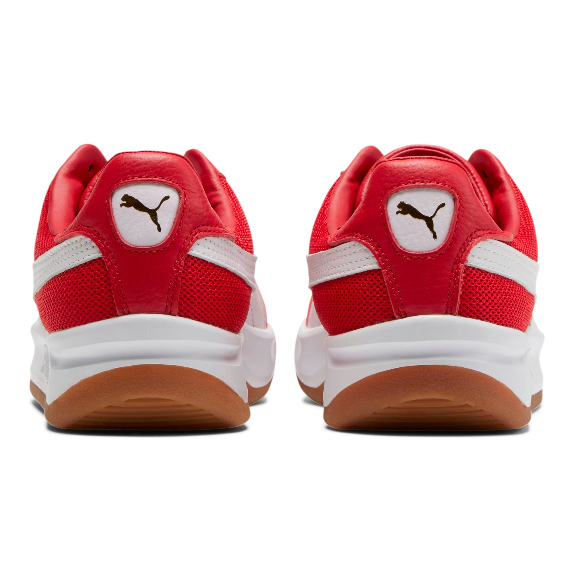 Thumbnail 4 of California Casual Sneakers, Ribbon Red-Puma White, medium