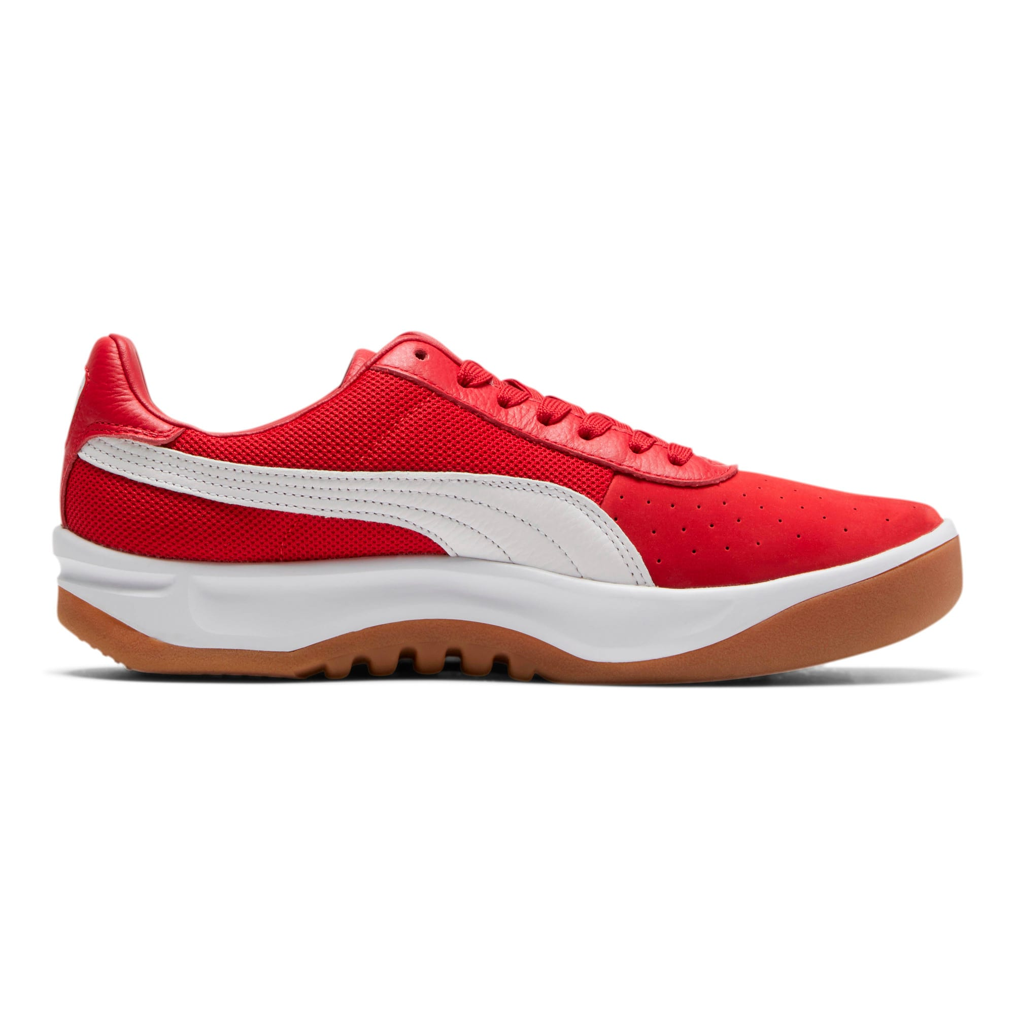 Thumbnail 5 of California Casual Sneakers, Ribbon Red-Puma White, medium
